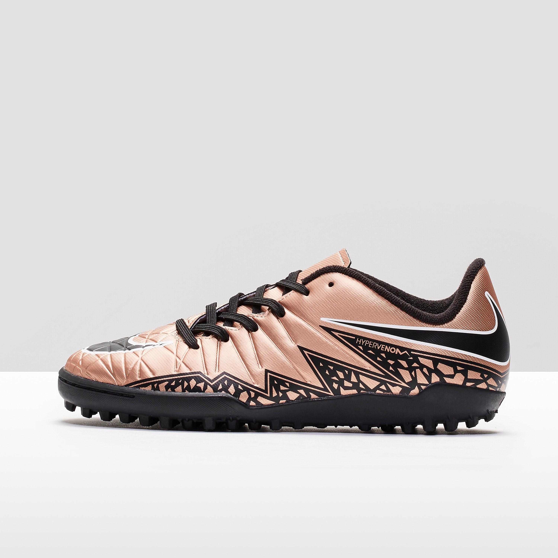 Nike Junior HyperVenom Phelon II (TF) Football Boot