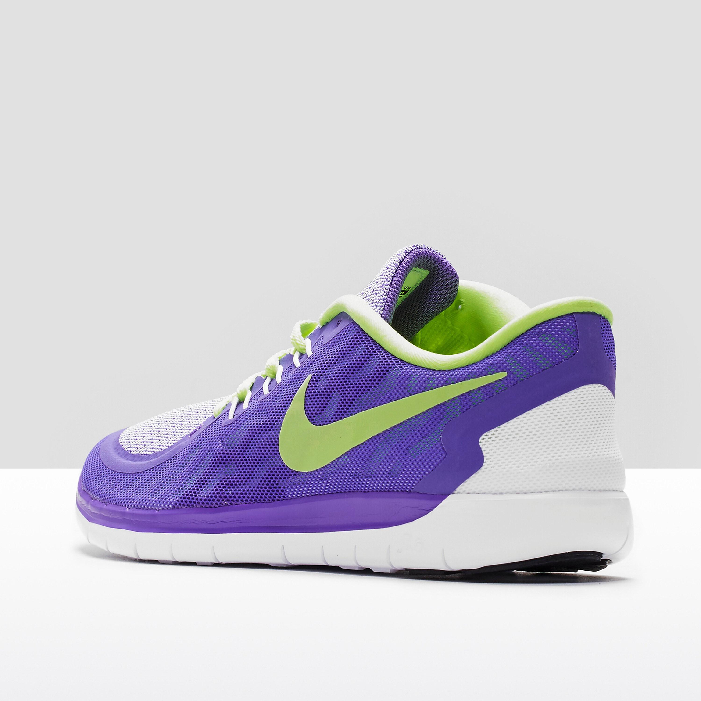 Nike Free 5.0 Junior Running Shoe