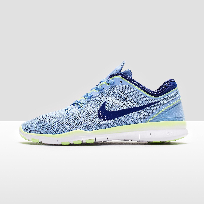 Nike Free 5.0 TR Fit 5 Print Ladies Training Shoe