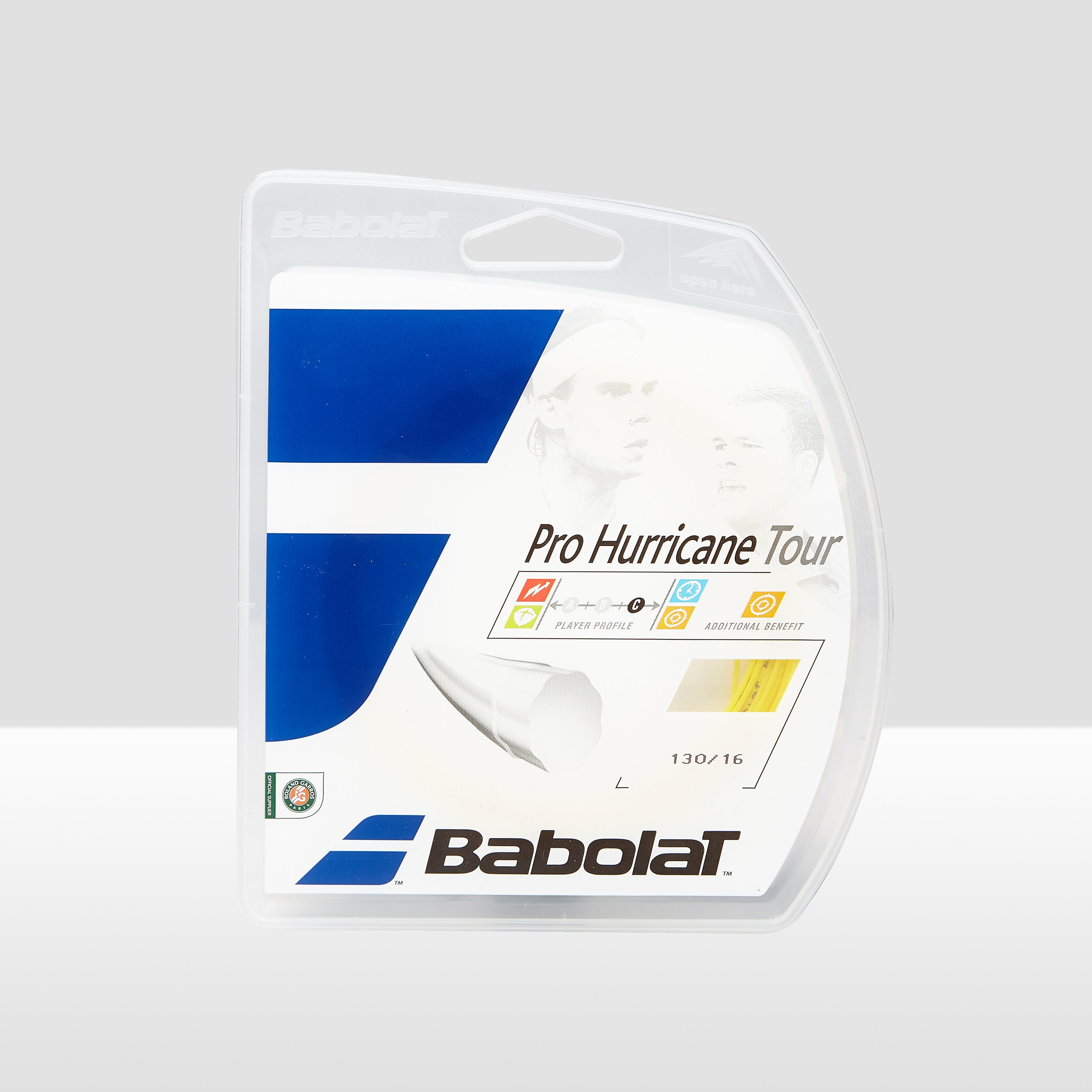 Babolat Pro Hurricane Tour Tennis String (12m)