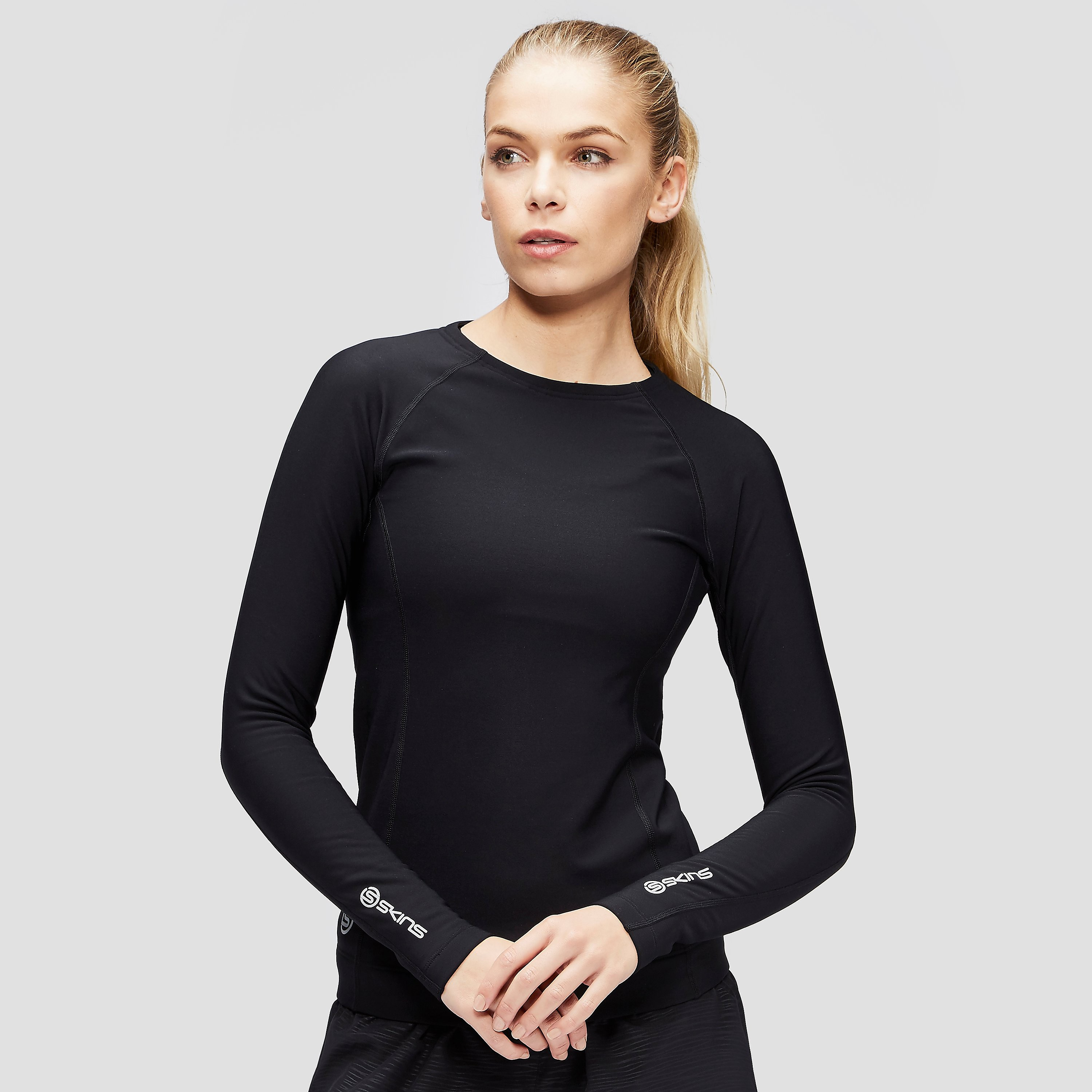 Skins A200 Thermal Long Sleeve Top
