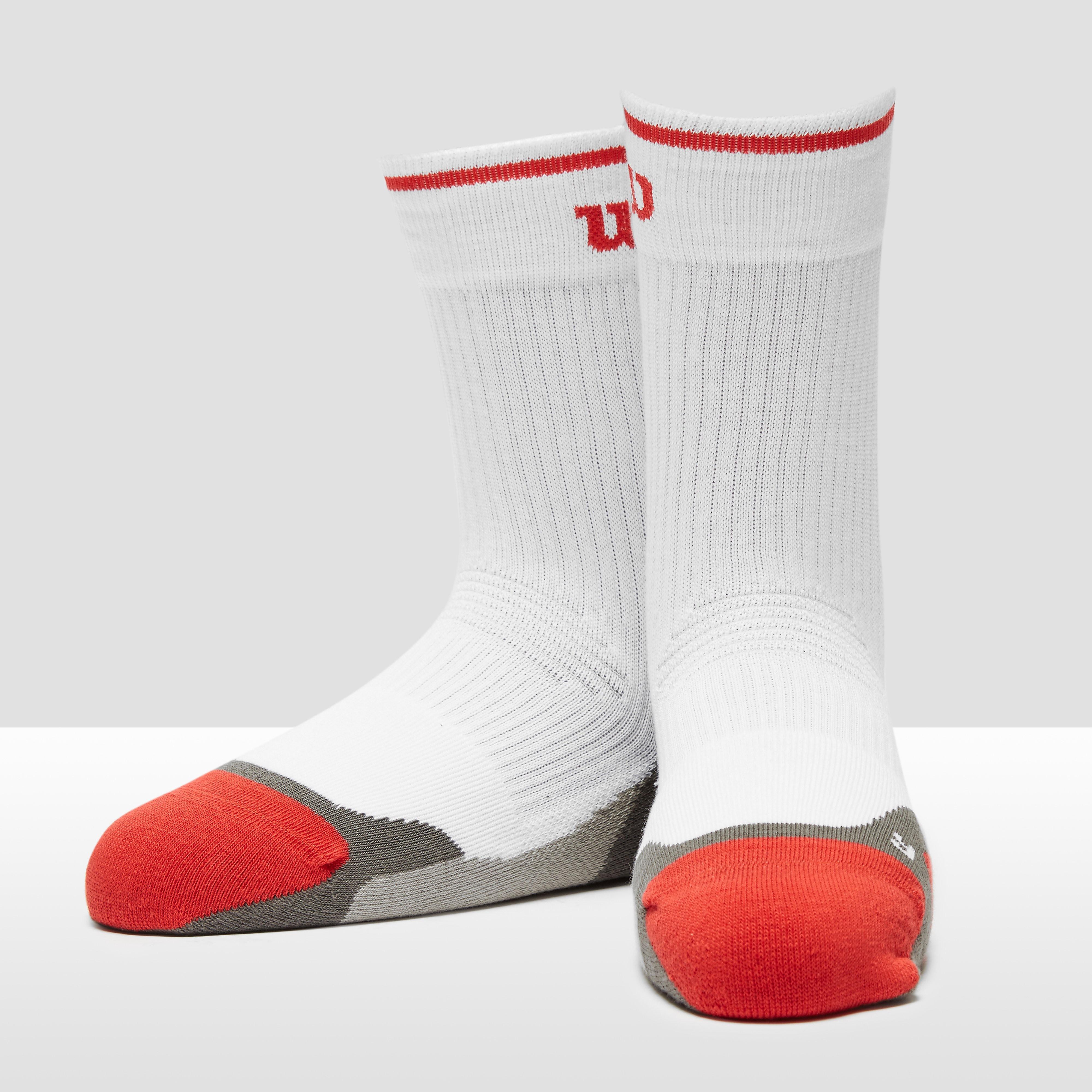 Wilson Men's Tennis Ergostep Crew Sock