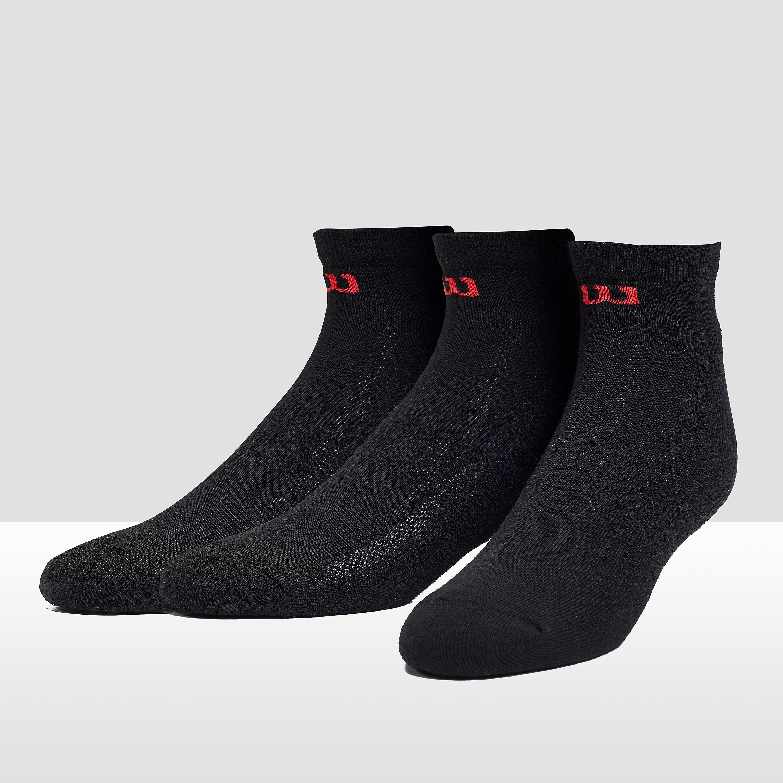 Wilson Tennis Premium Trainer Sock - 3 Pair