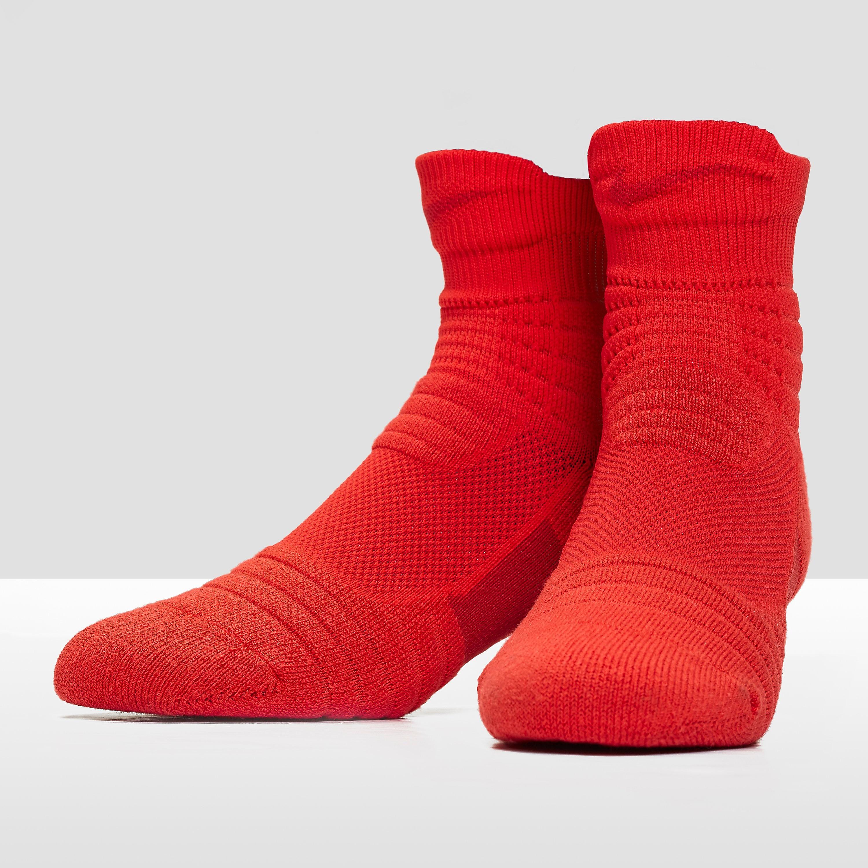 Nike 1 Pair Elite Versatility Mid Basketball Socks