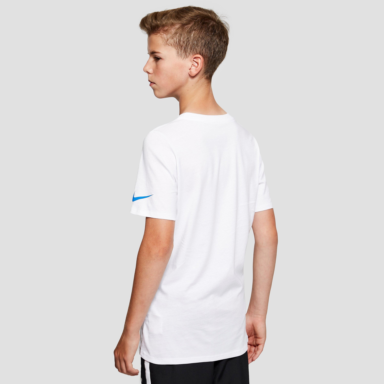 Nike England Crest Junior Football T-Shirt
