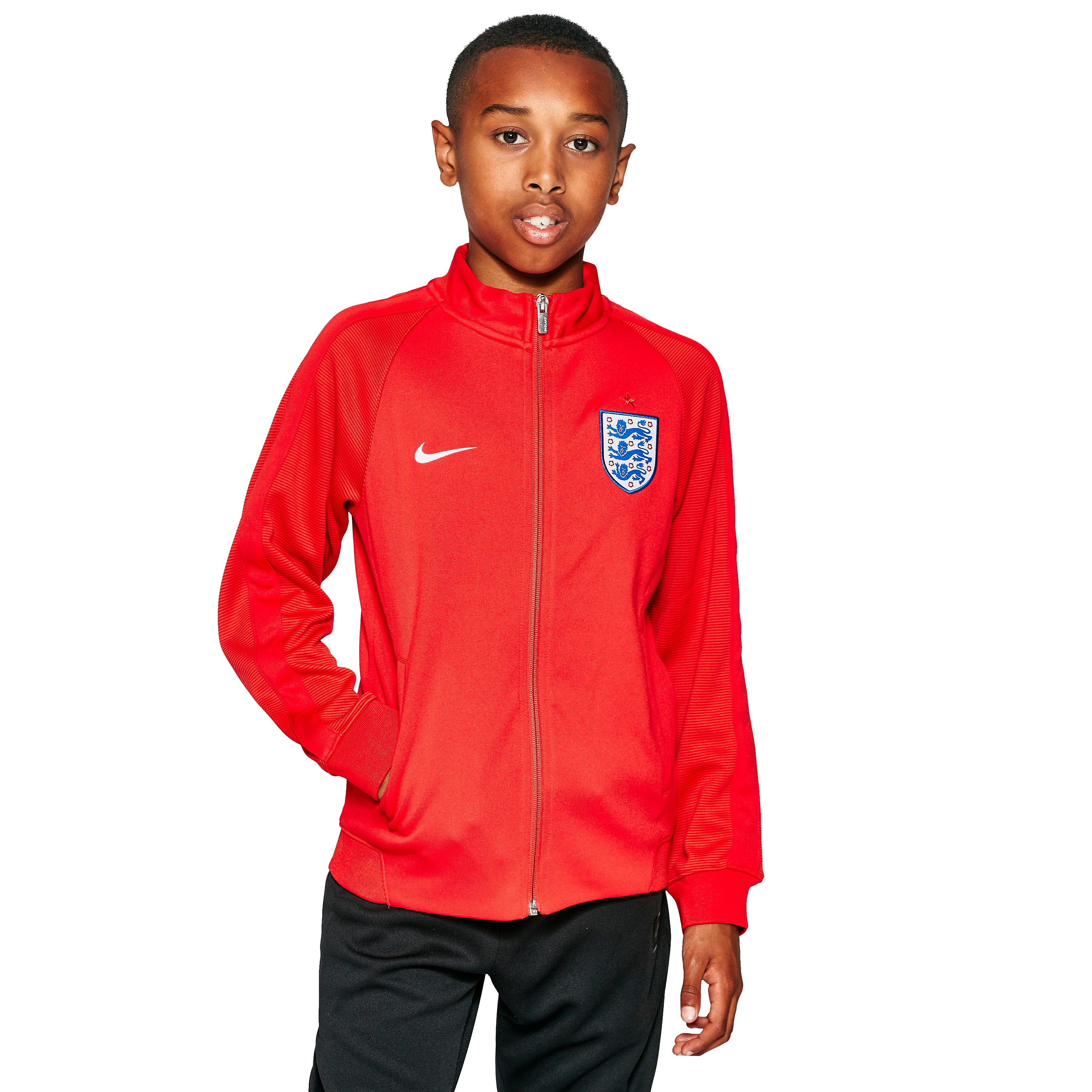 Nike Authentic England Junior N98 Track Jacket