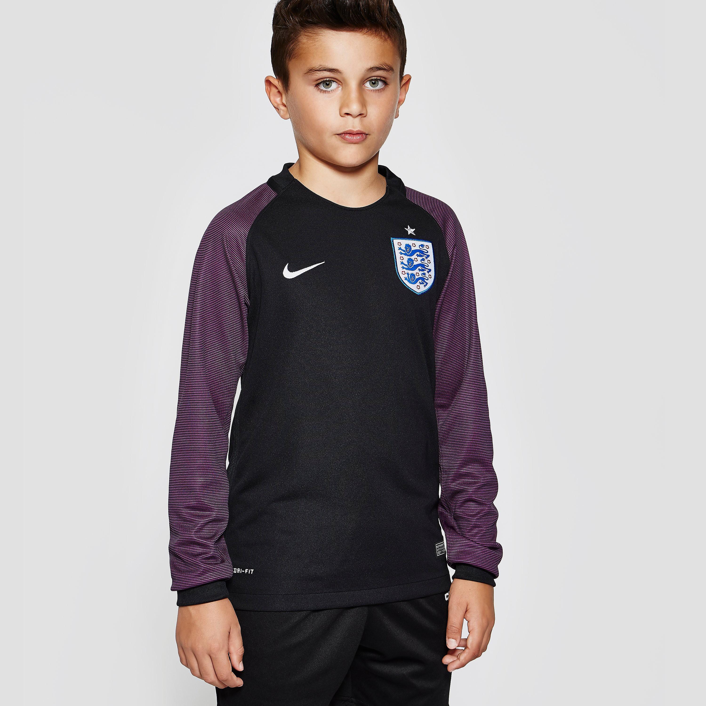 Nike England 2016 Away Stadium Junior Goalkeeper Jersey