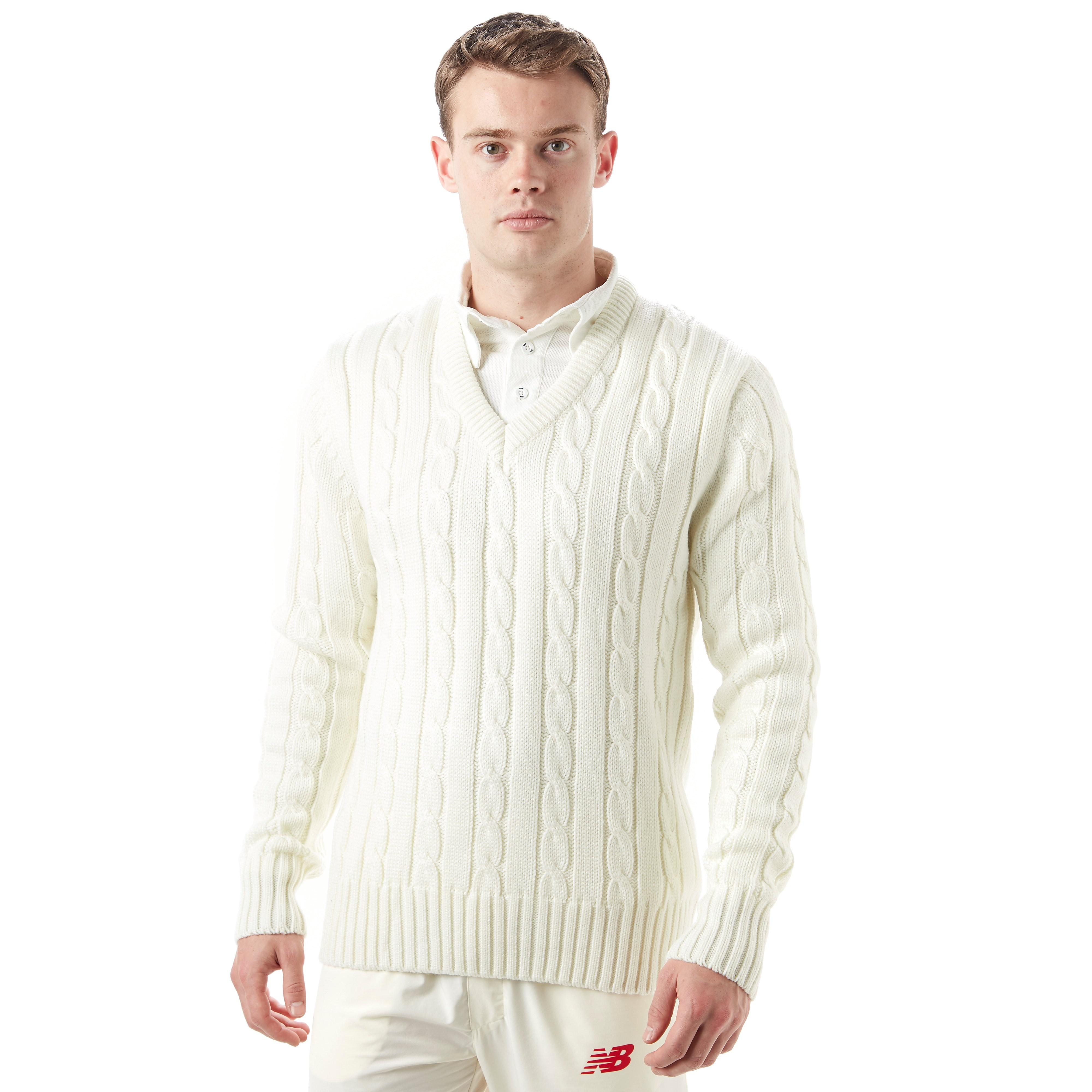 Gunn & Moore Plain Sweater Men's Cricket Top