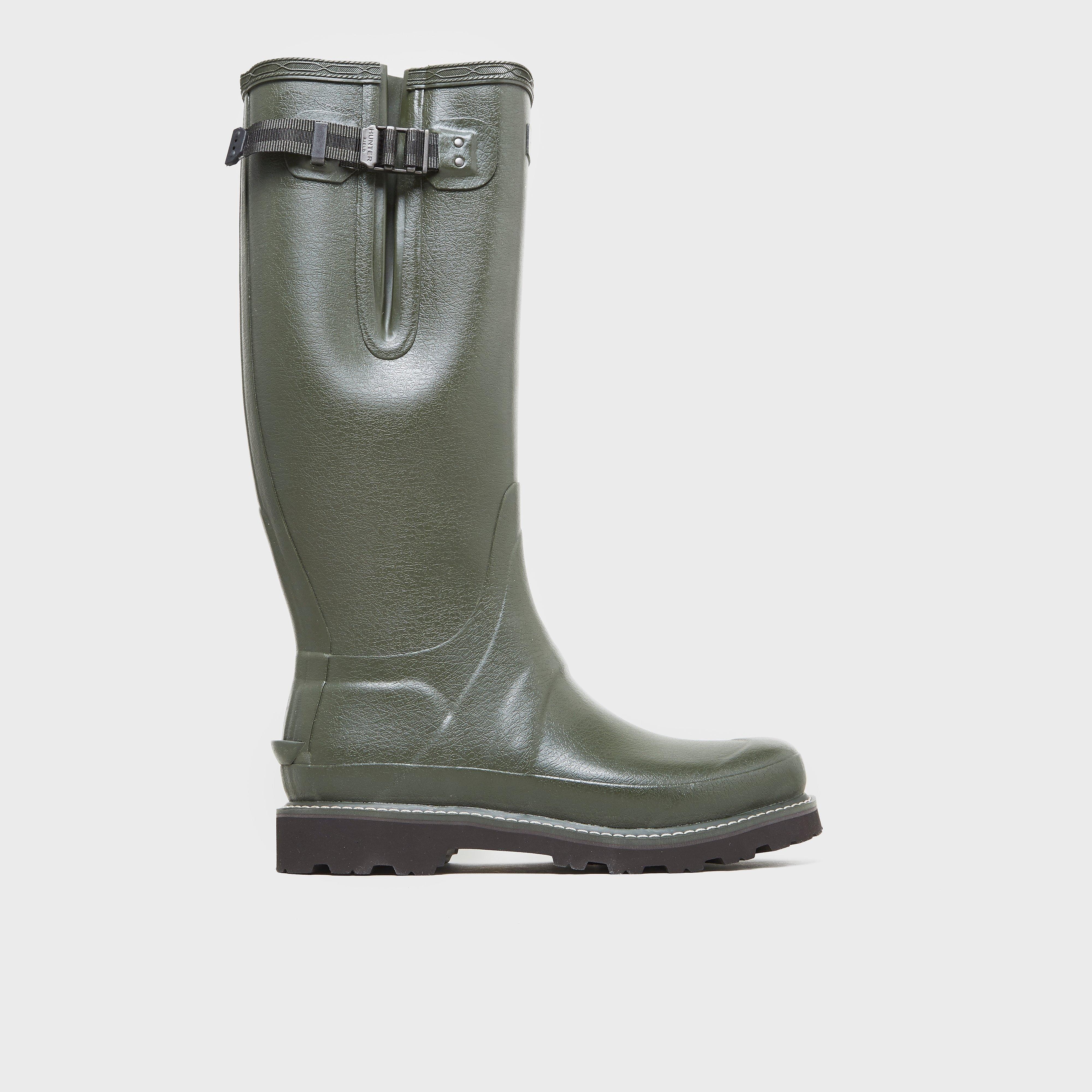 Hunter Balmoral Side Adjustable Men's Wellington Boots