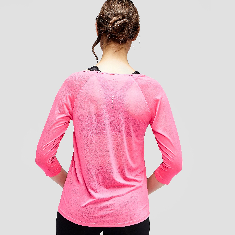 Nike Dri-Fit Cool Breeze Ladies 3/4 Sleeve Top