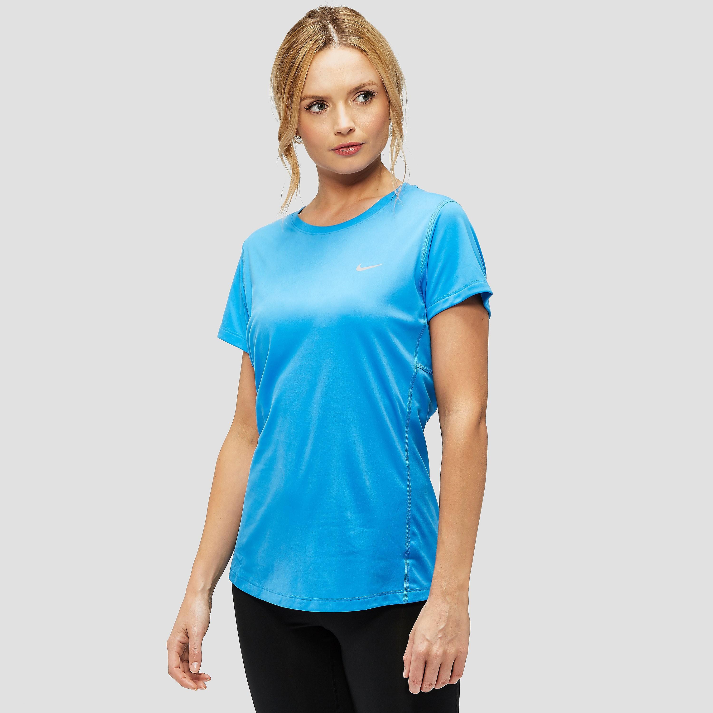 Nike Dry Miler Ladies Short-Sleeve Running Top