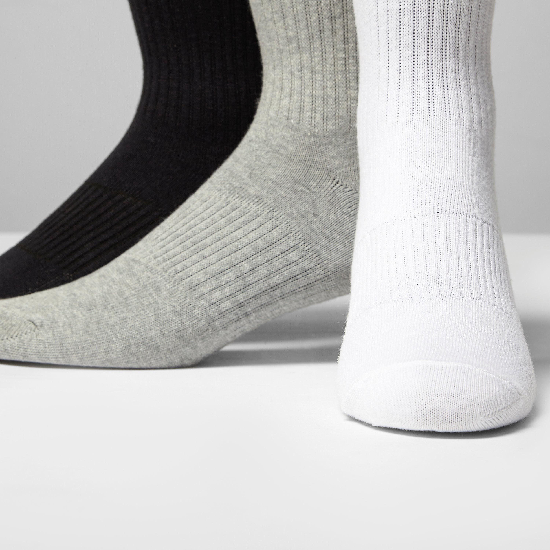 Nike 3PK LIGHTWEIGHT CREW