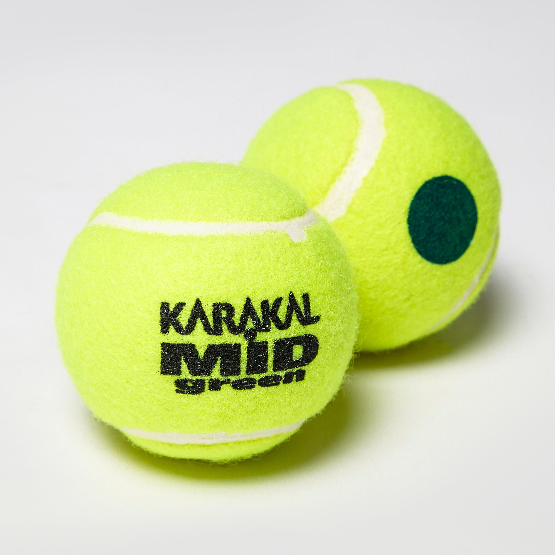 KARAKAL MID TENNIS BALLS Y
