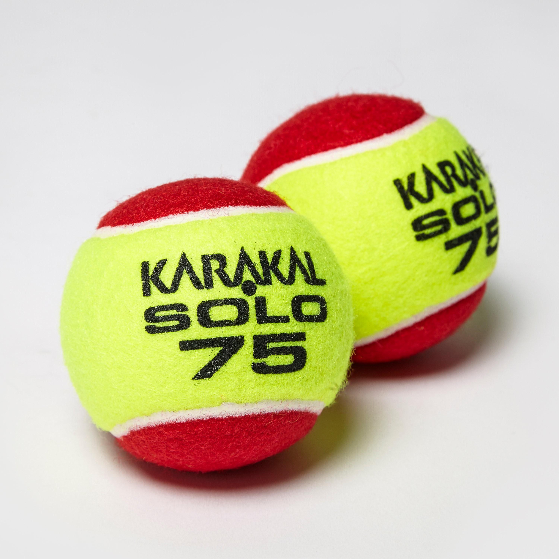 KARAKAL Solo 75 Tennis Balls