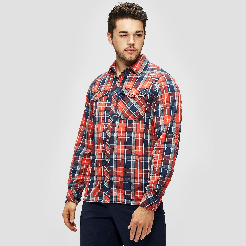 BERGHAUS Explorer Long Sleeve Men's Shirt