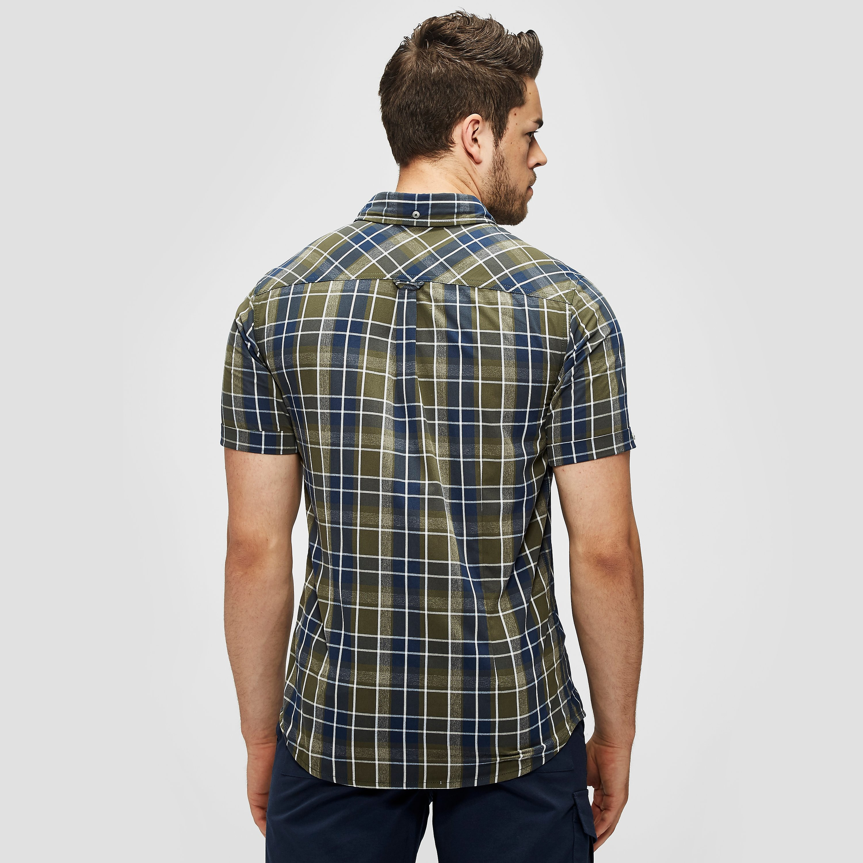 Berghaus Explorer Eco Men's Short Sleeve Shirt