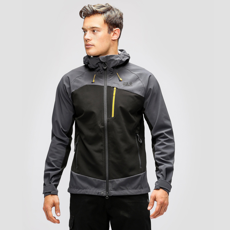 Jack Wolfskin GRAVITY FLEX Men's Softshell Jacket