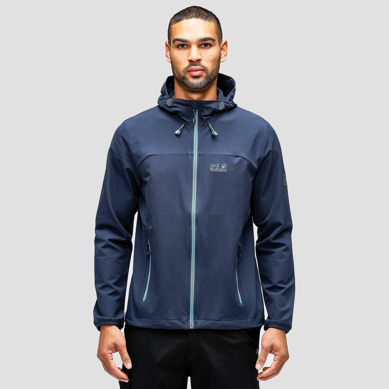 Jack Wolfskin TURBULENCE  Men's Softshell jacket