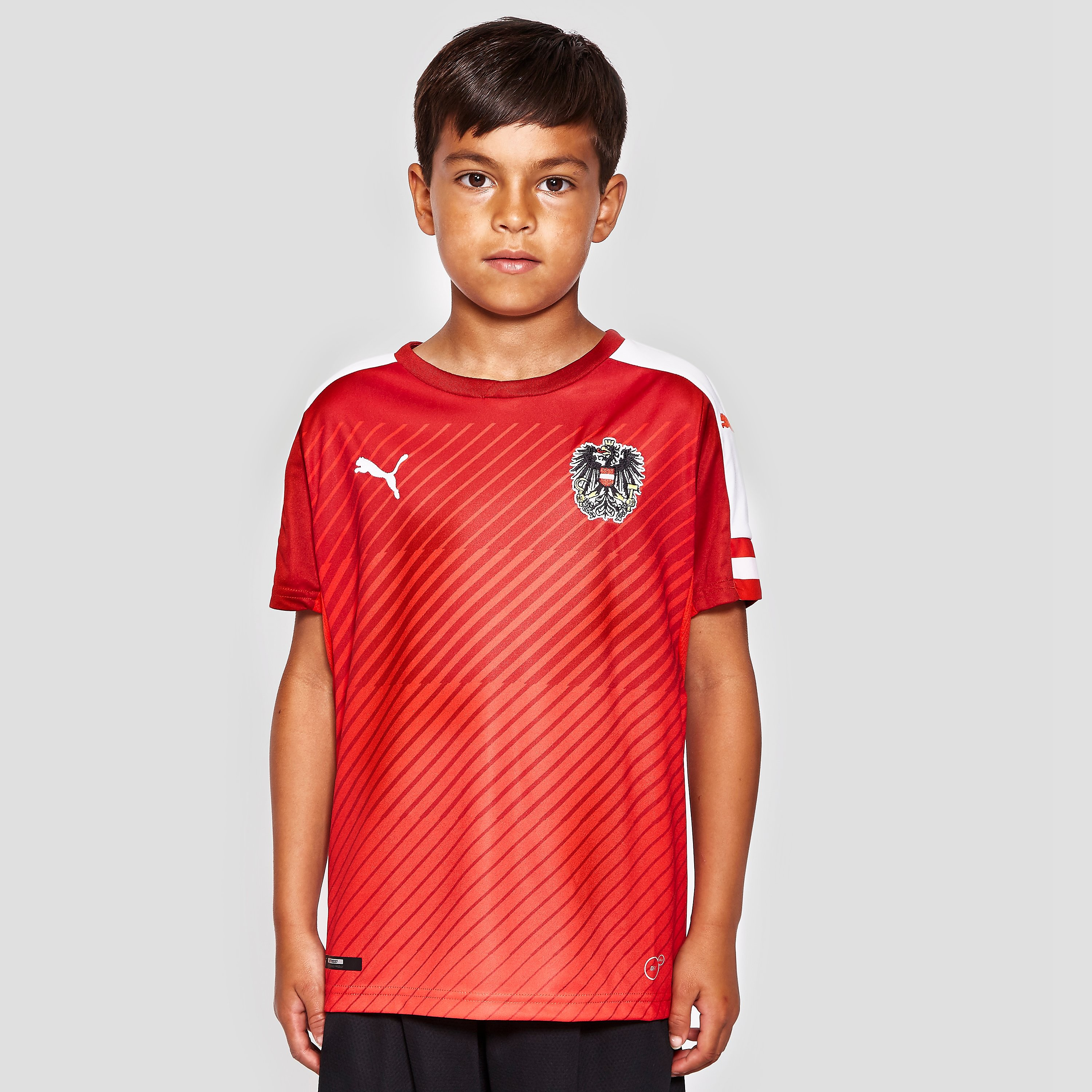 Puma Austria 2016 Junior Home Shirt