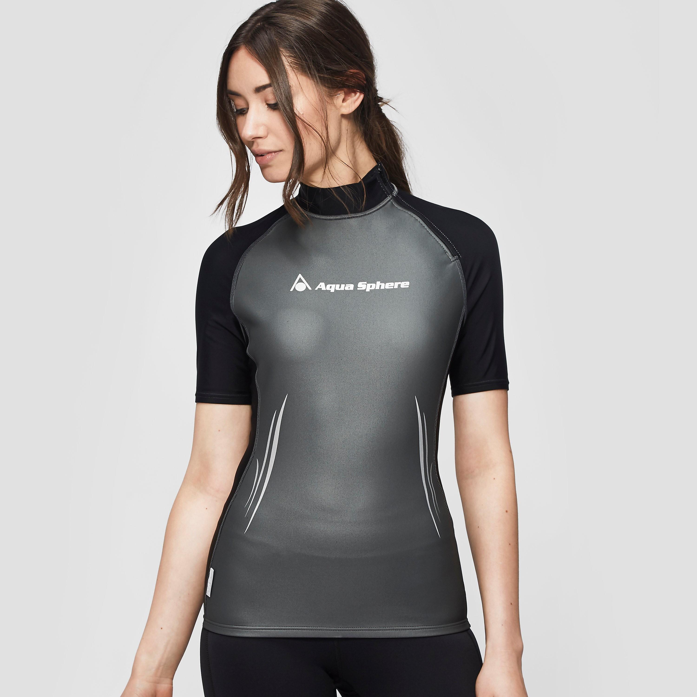 Blue Round-Neck Tshirt