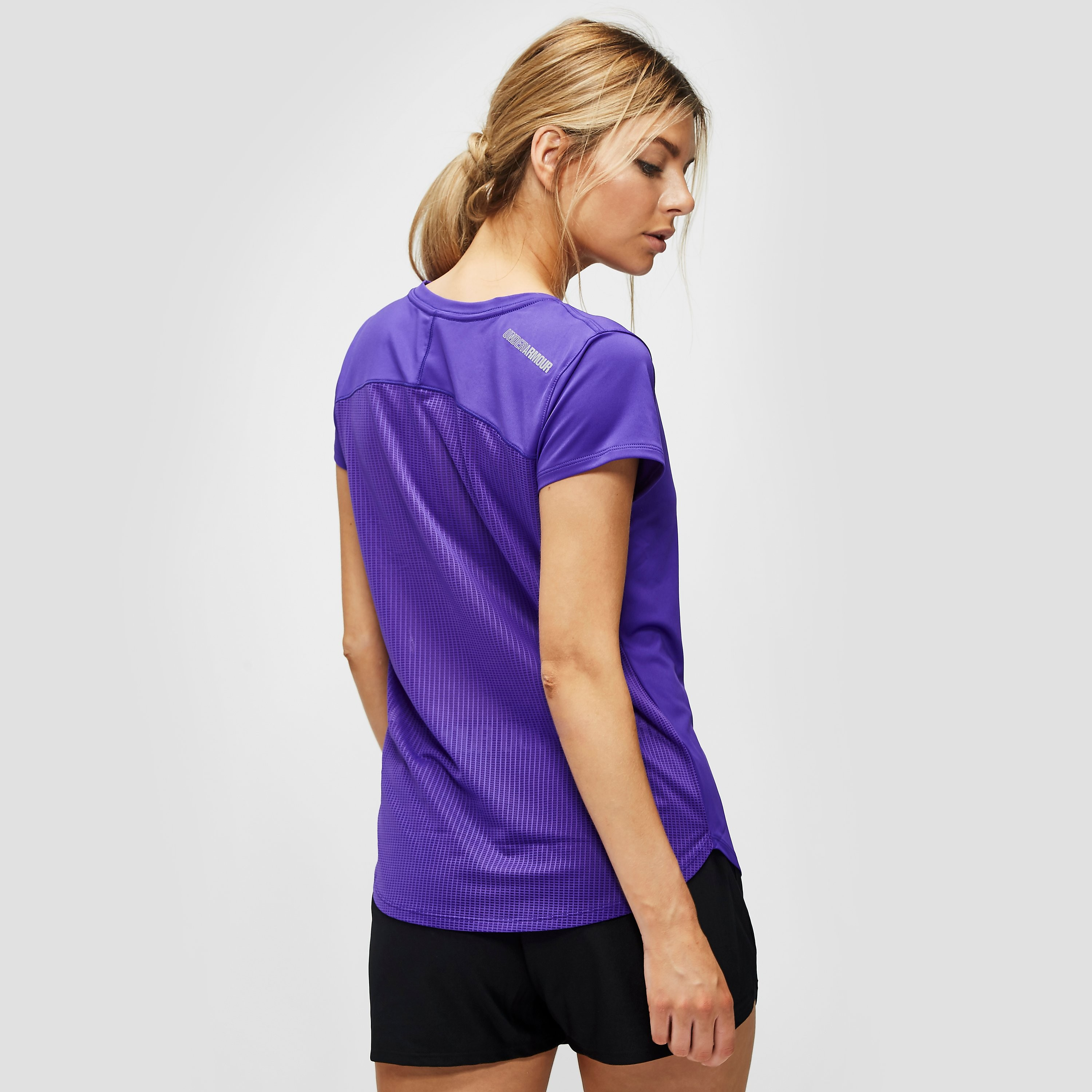 UNDER ARMOUR UA Fly By 2.0 Ladies T-Shirt