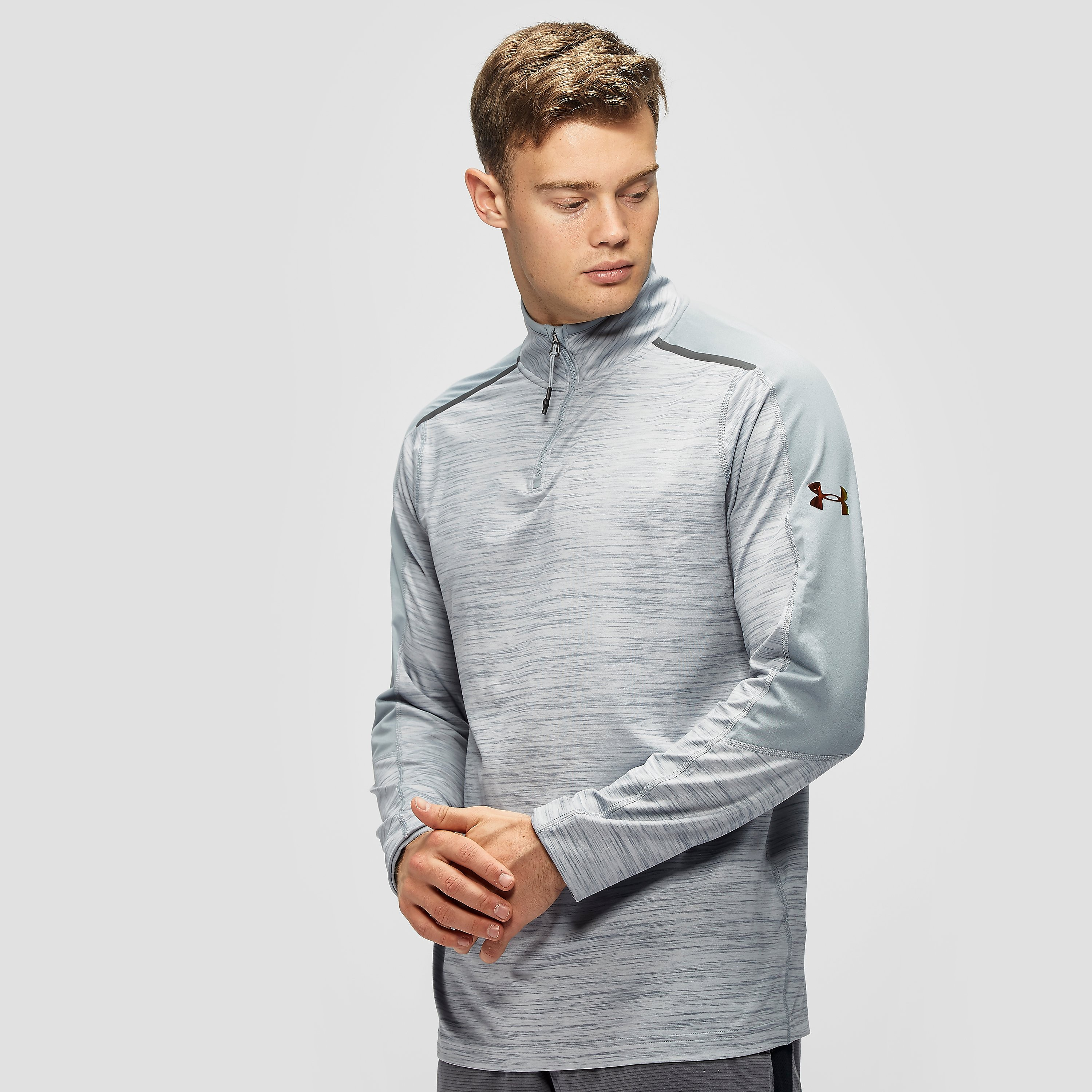 UNDER ARMOUR Men's UA CoolSwitch Run Road to Rio Long Sleeve Top