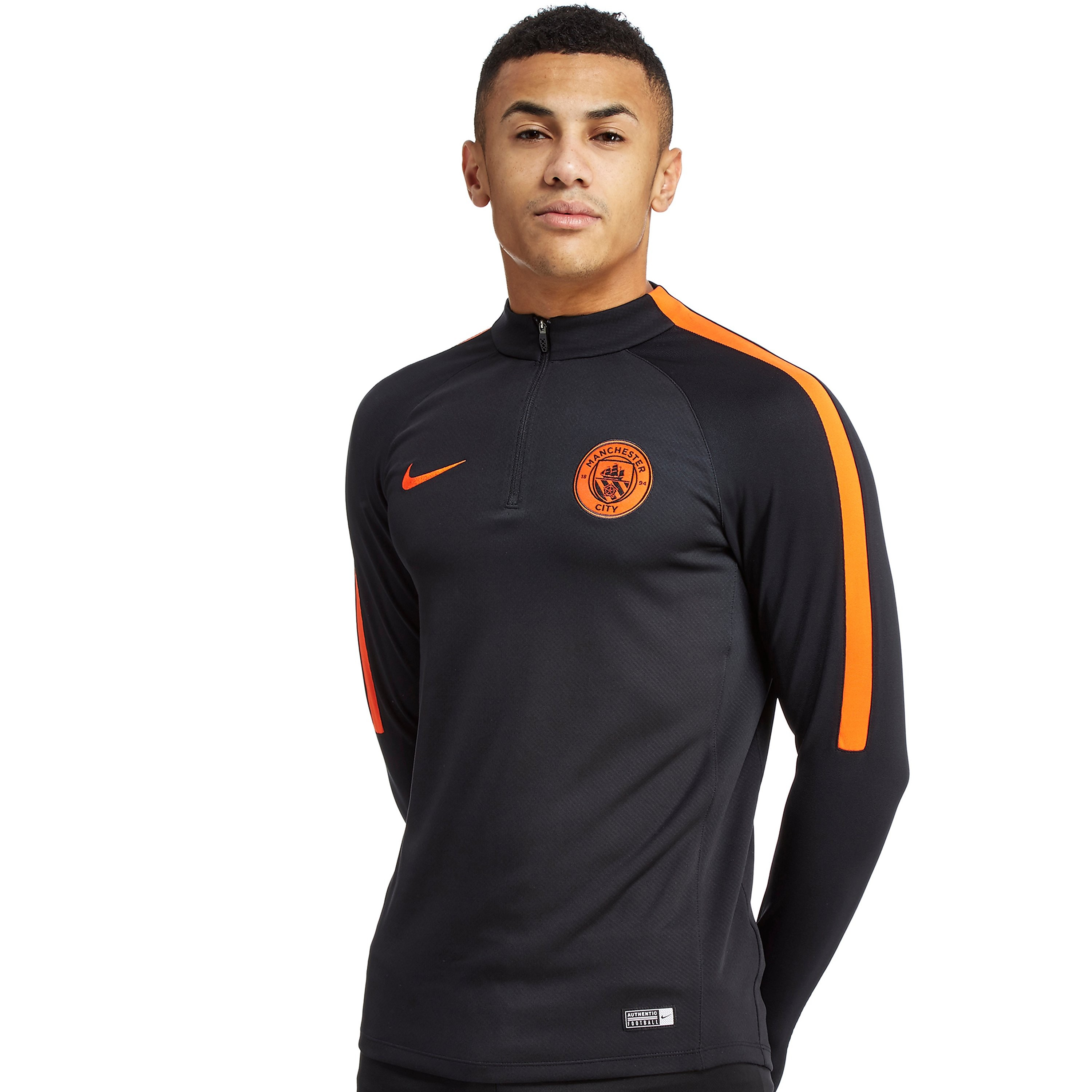 Nike Manchester City 2016/17 Drill Top