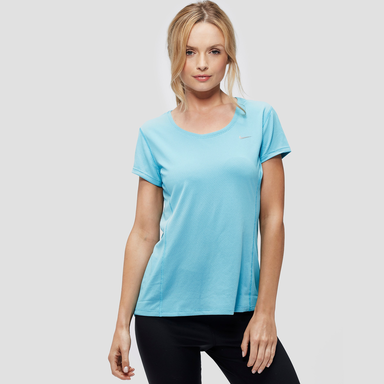 Nike Dri-FIT Contour Women's Running Short-Sleeve Shirt