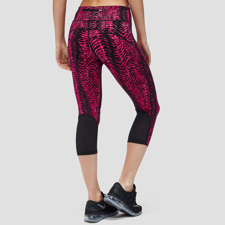 Nike Epic Lux Women's Running Print Capris