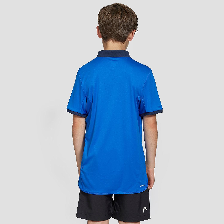Nike ADV SOLID POLO YTH HYP