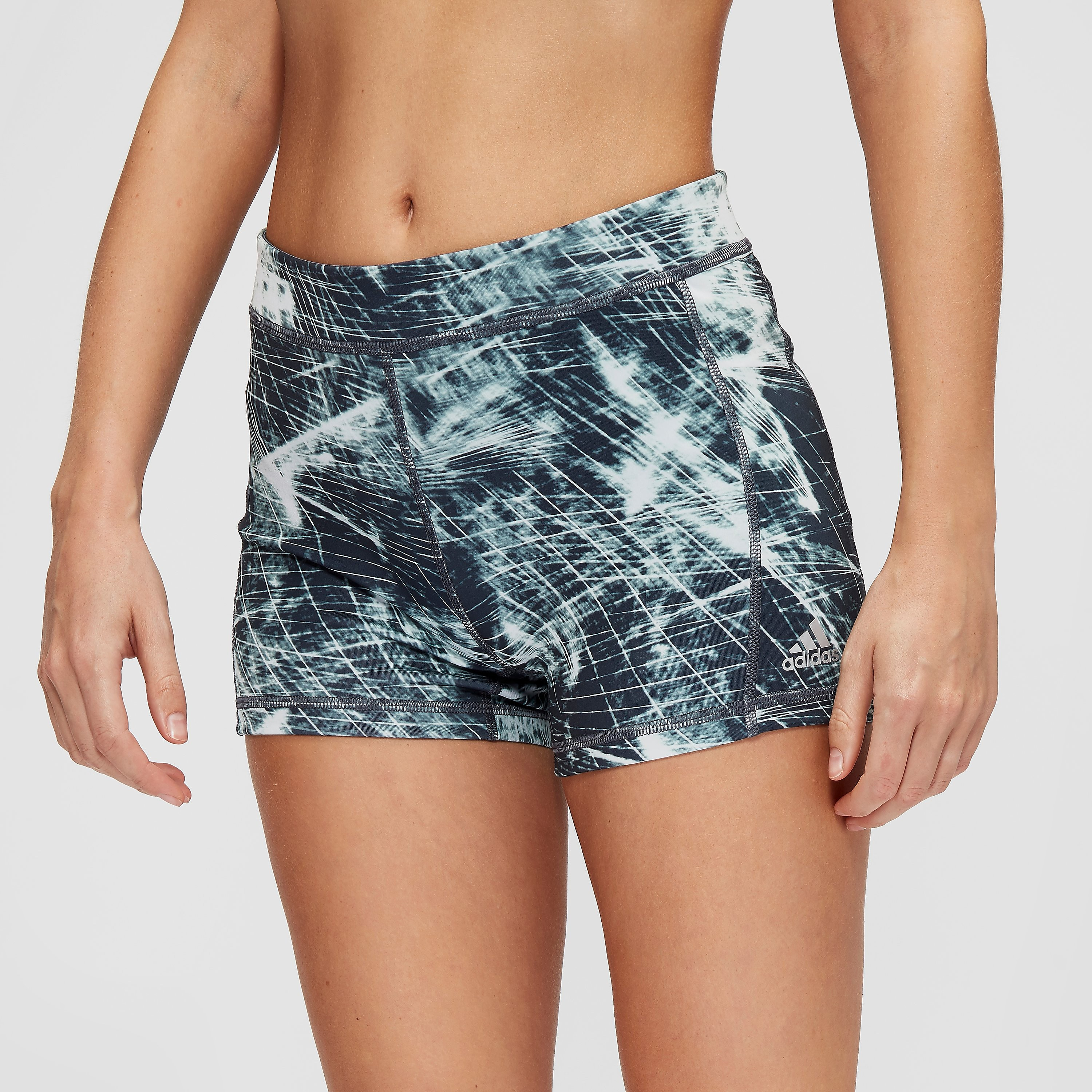 adidas Techfit Graphic 3-Inch Shorts