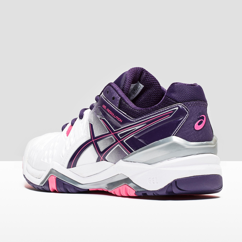 Asics Gel- Resolution 6 Women's Tennis Shoe