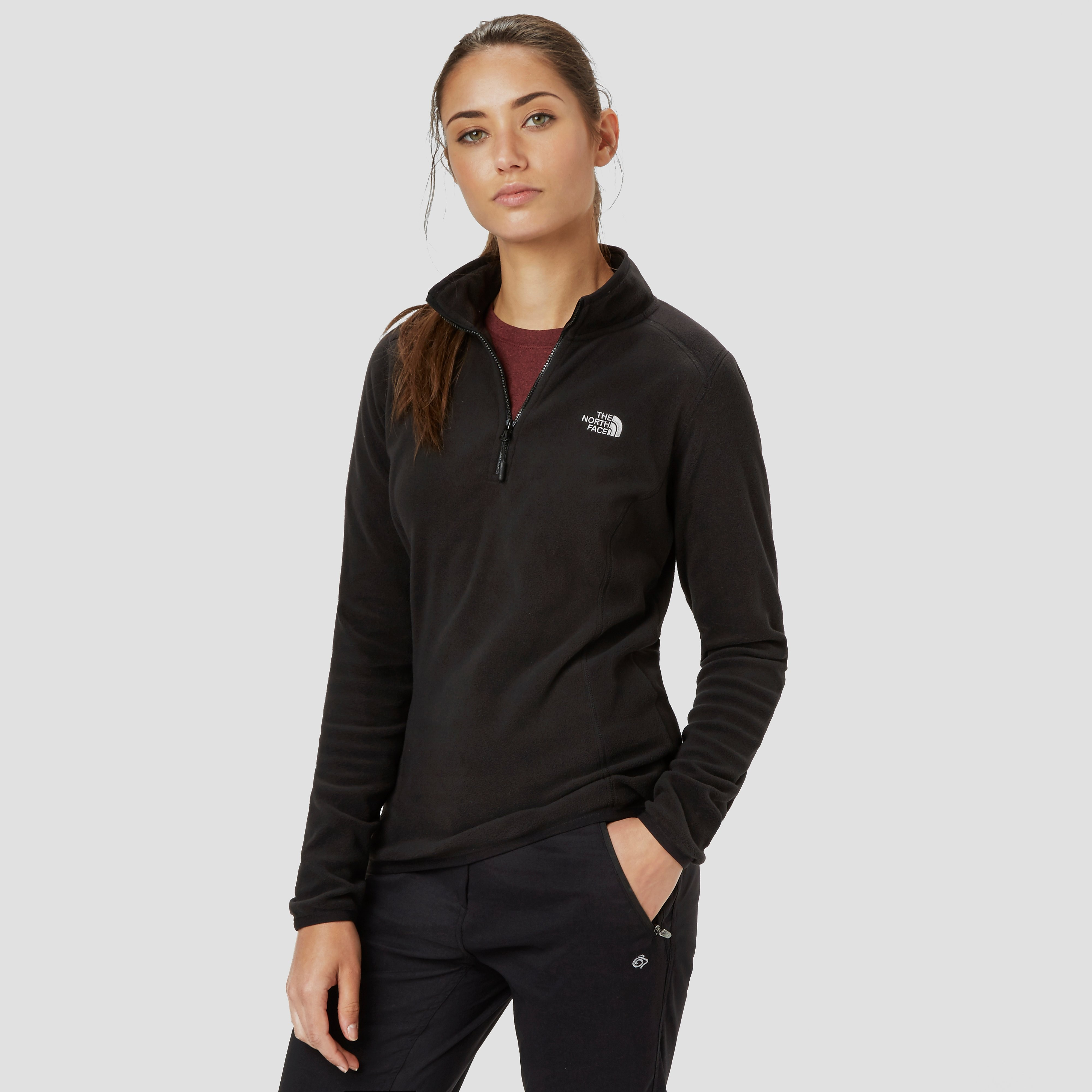 The North Face 100 Glacier 1/4 Zip Women's Fleece
