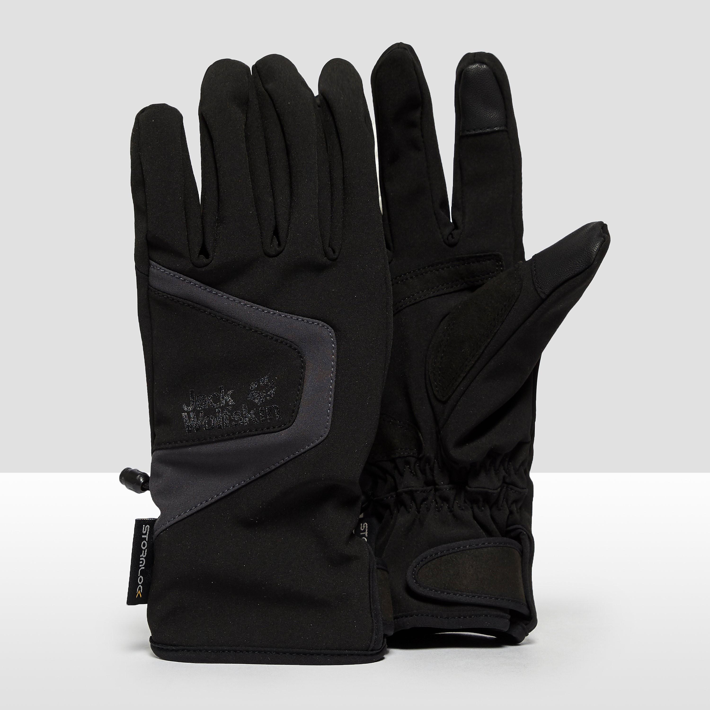 Jack Wolfskin Men's Stormlock Touch Gloves