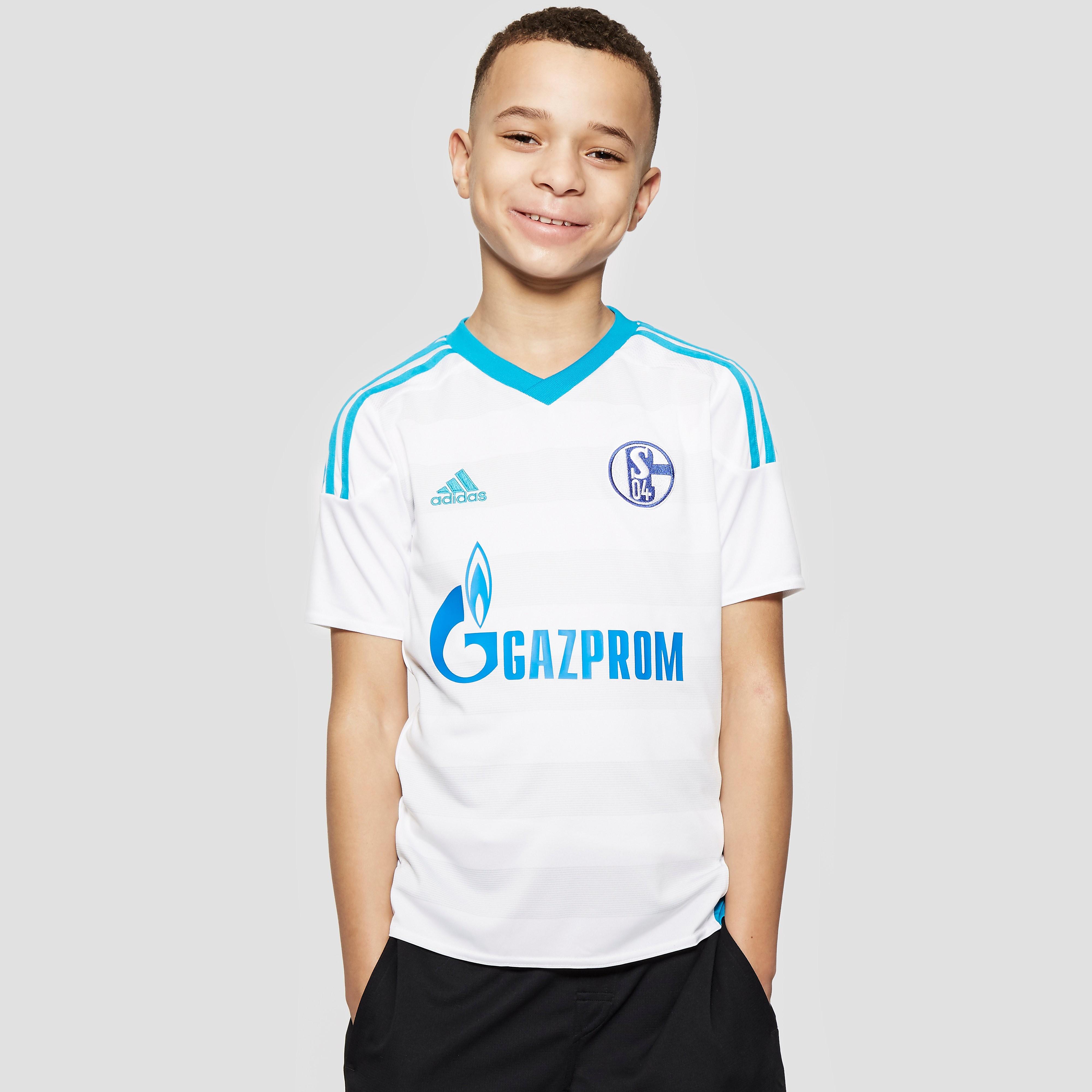 adidas Schalke Away Junior Jersey