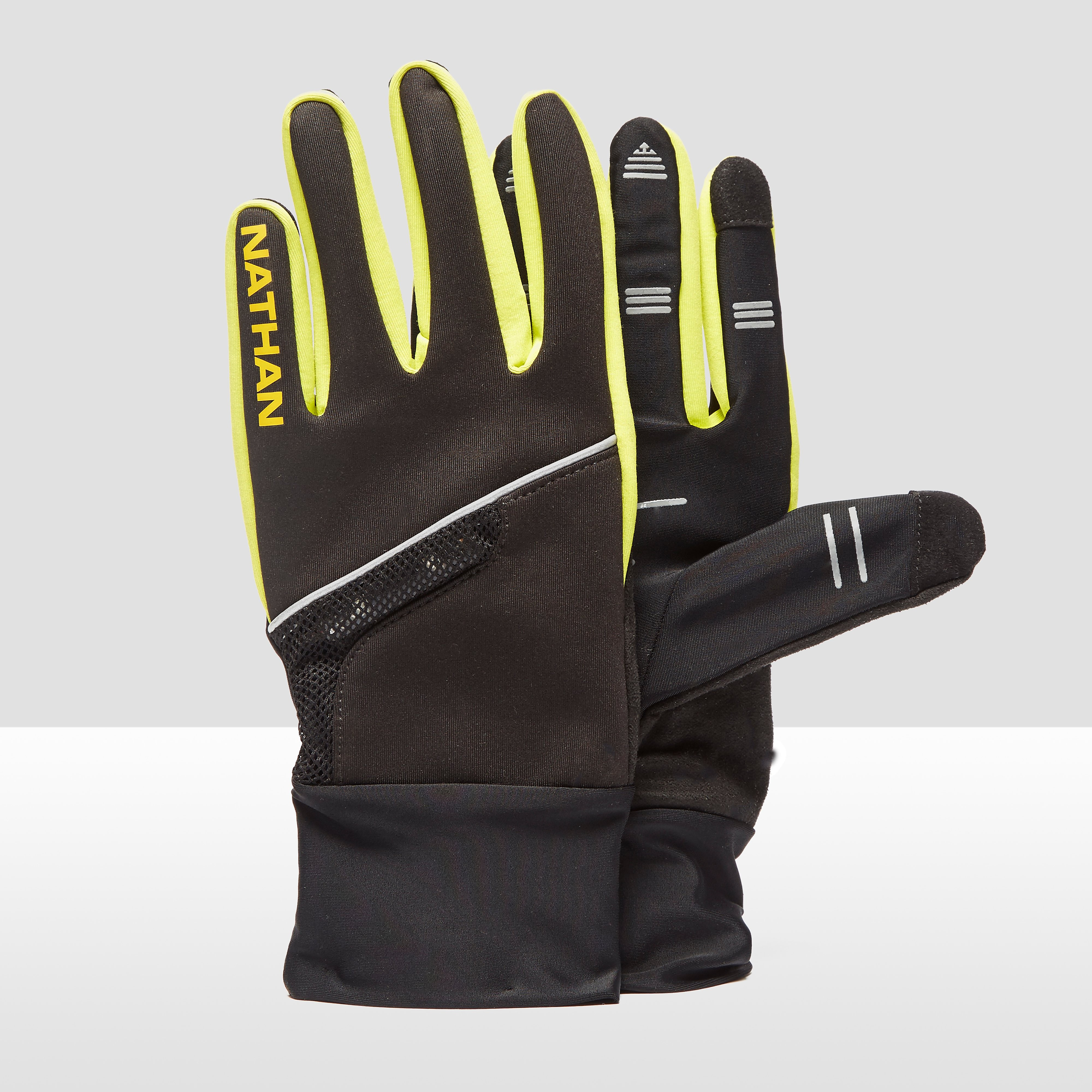 Nathan SpeedShift Gloves with LED