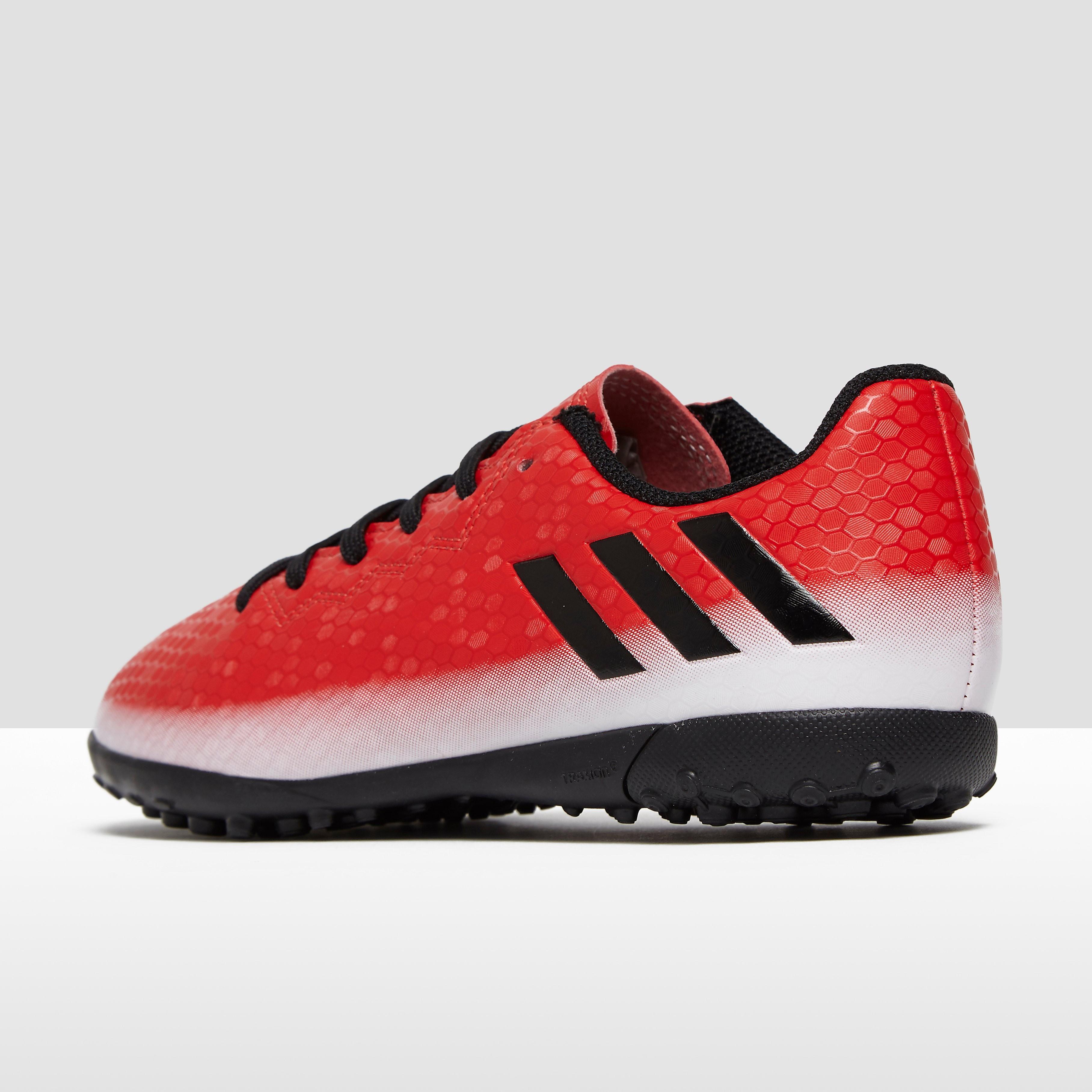 adidas Children's Messi 16.4 Turf Football Boots