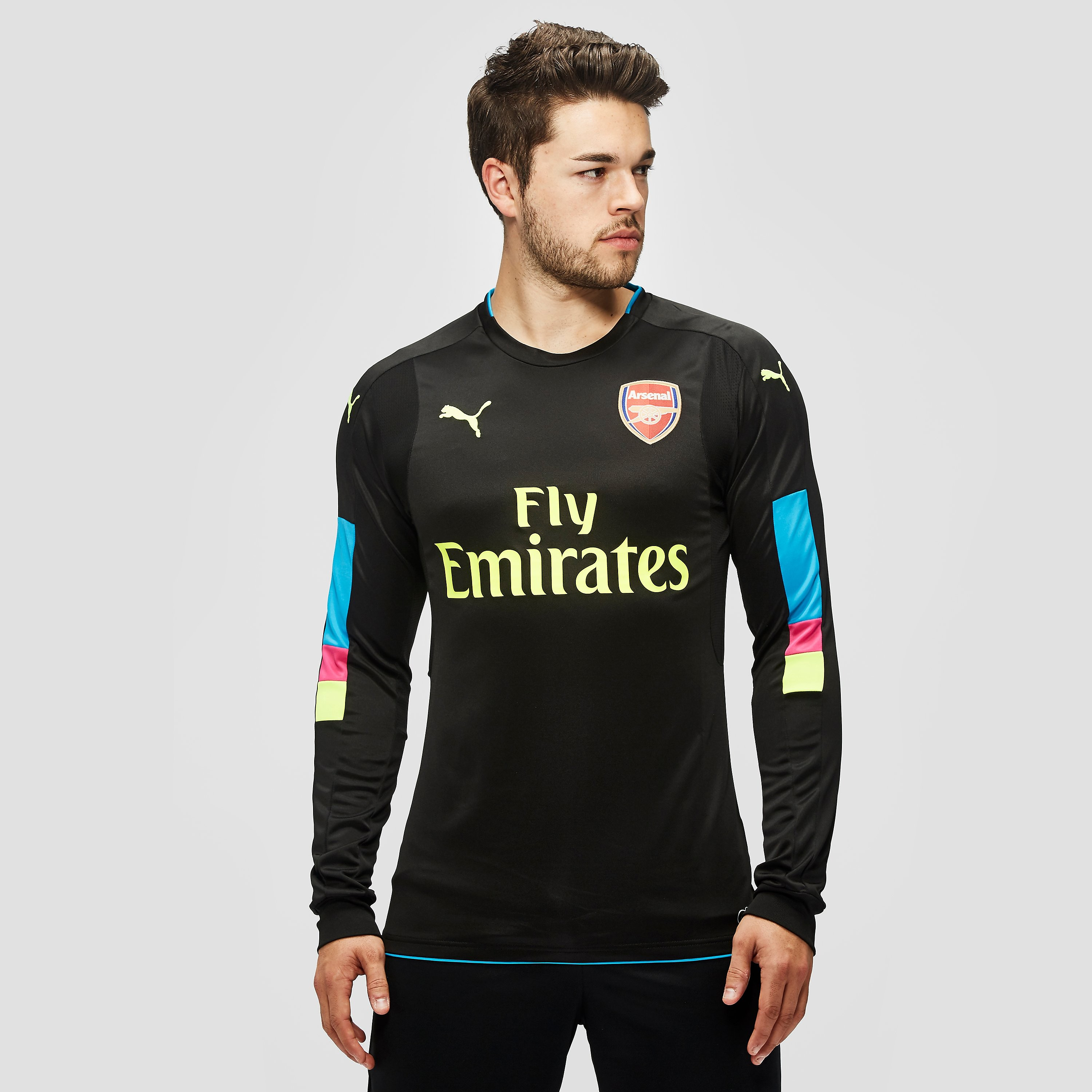 Puma AFC 2016/17 Home GK Men's Long Sleeve Shirt