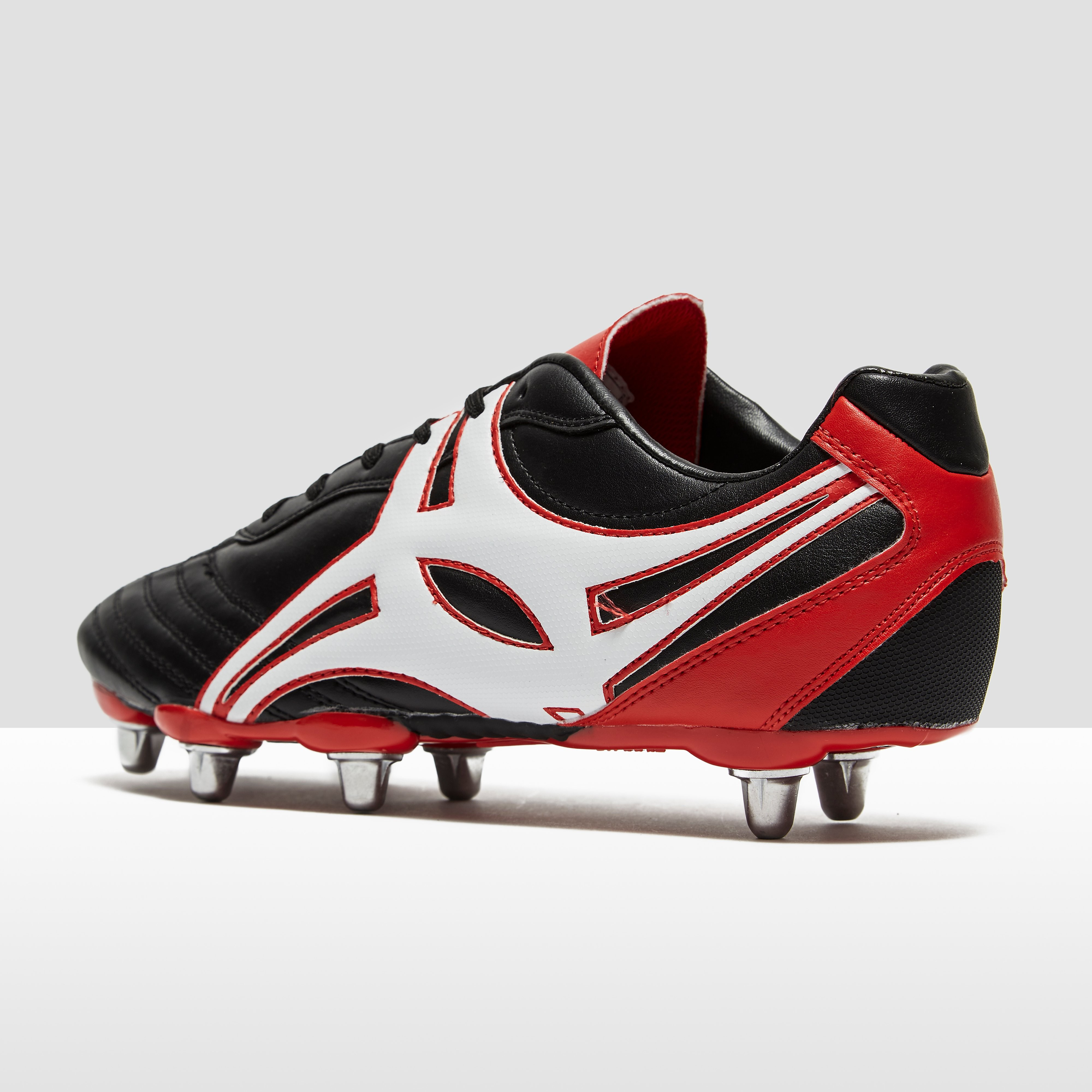Gilbert Sidestep XV Low Cut Soft Toe Men's Rugby Boots