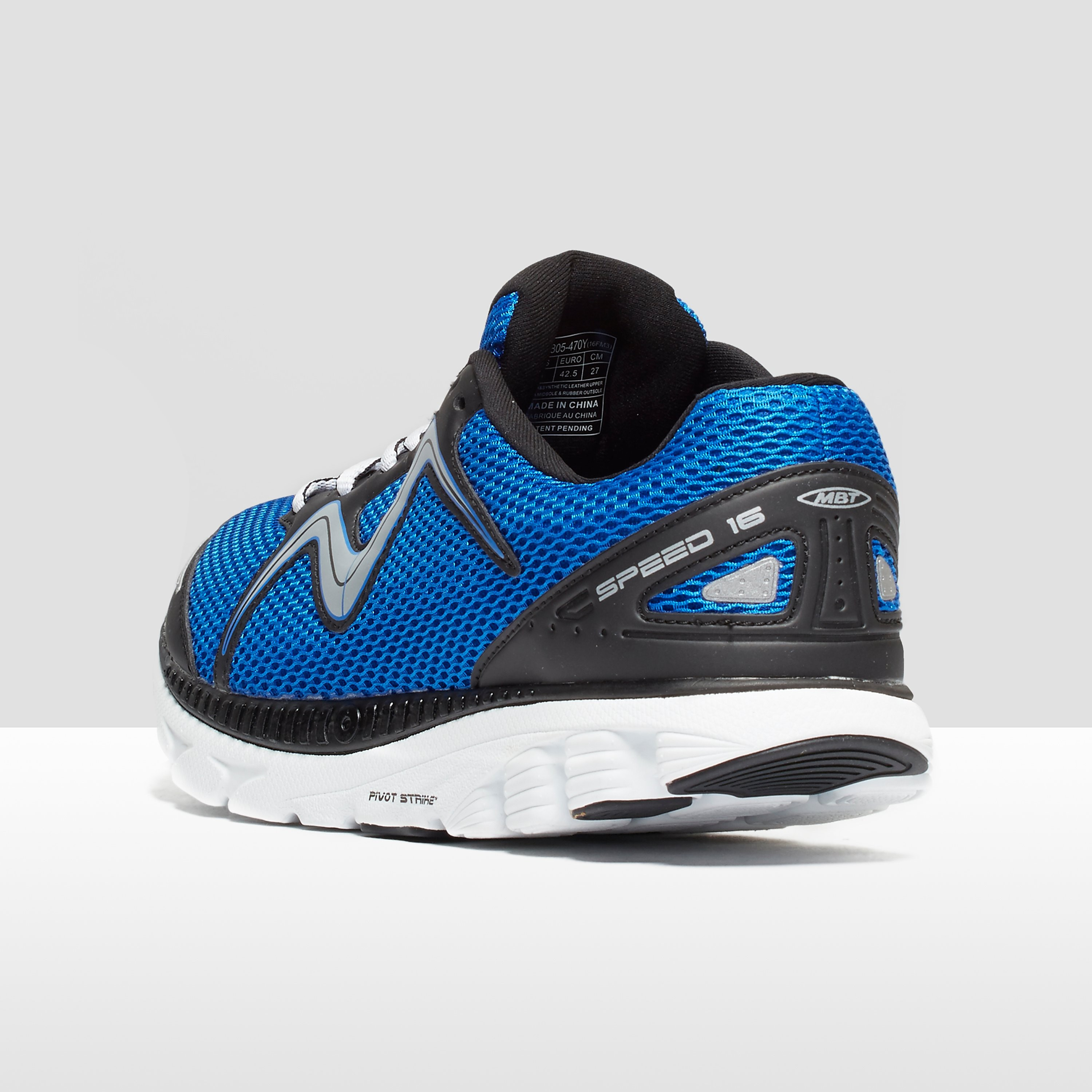 Mbt SPEED 16 BLUE AND