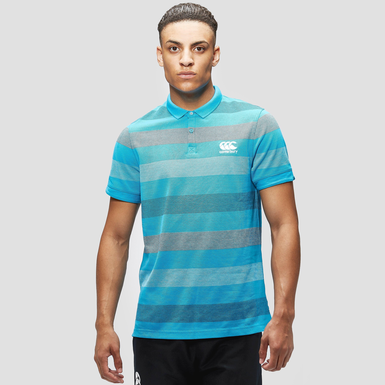 Canterbury Men's Jacquard Polo Shirt