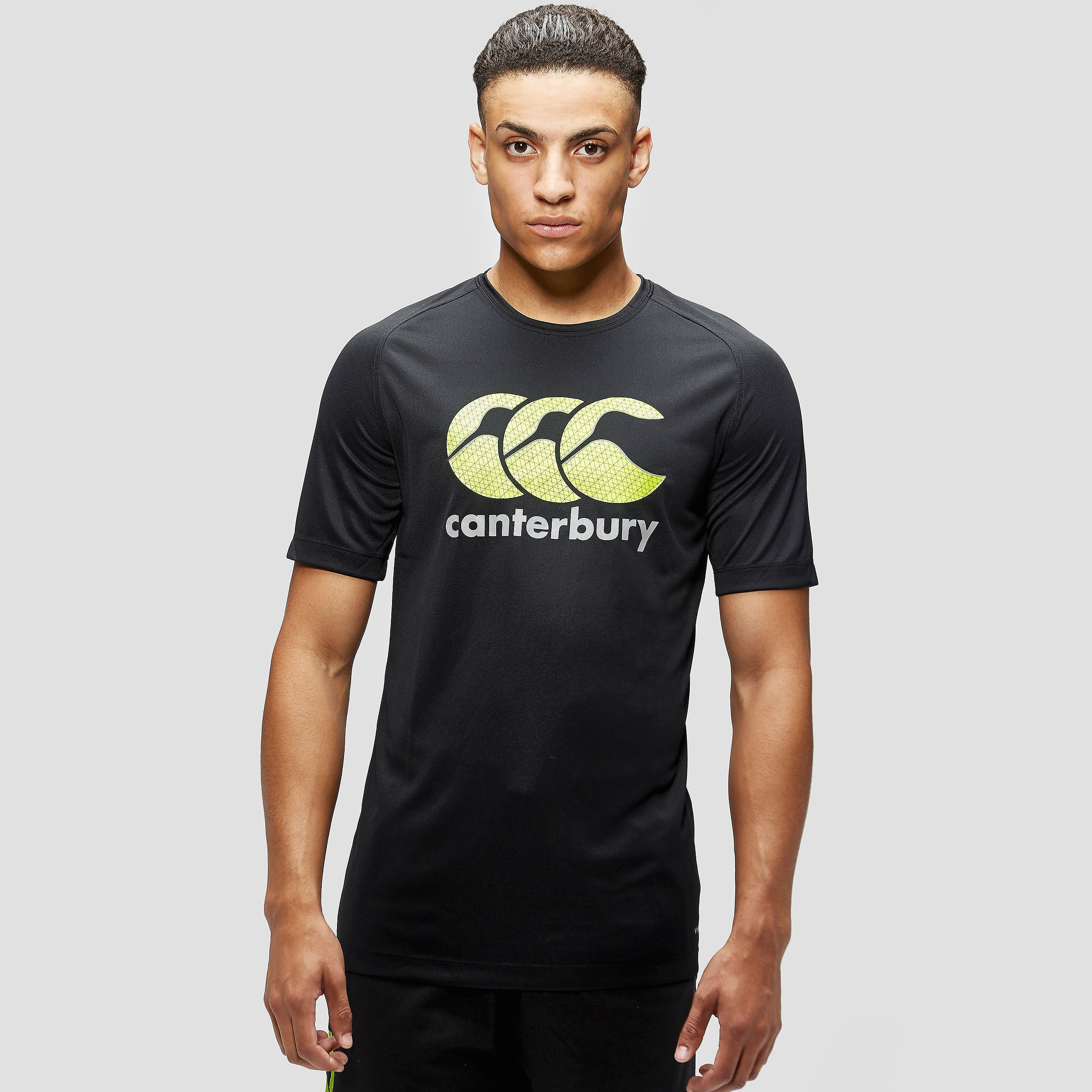 Canterbury Men's Classic CCC Logo Tee from Canterbury