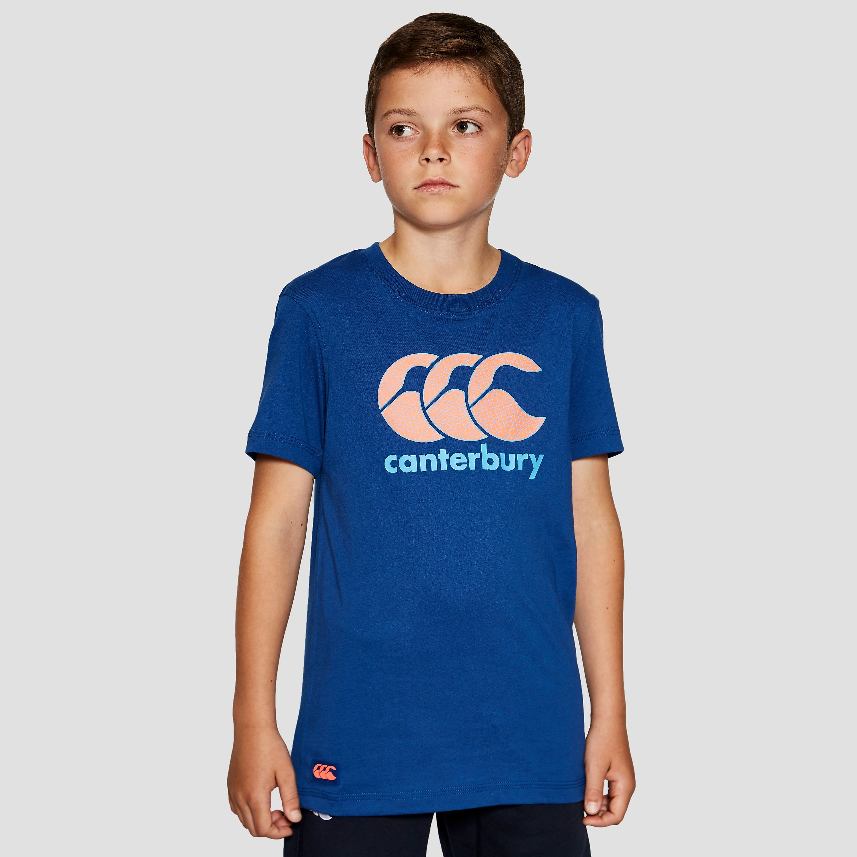 Canterbury Classic Junior CCC Logo Tee