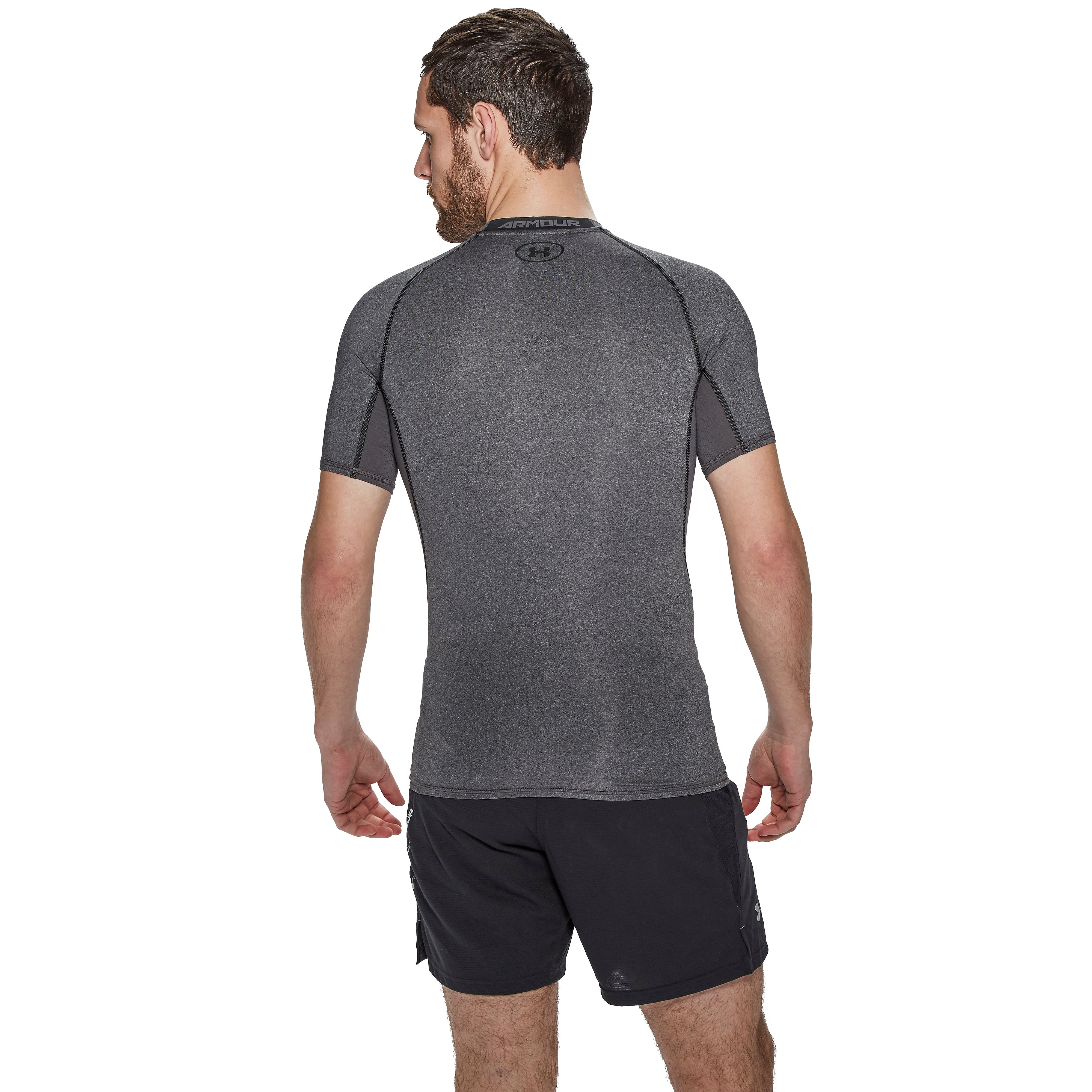 Under Armour HeatGear Armour Short Sleeve Compression Men's Shirt