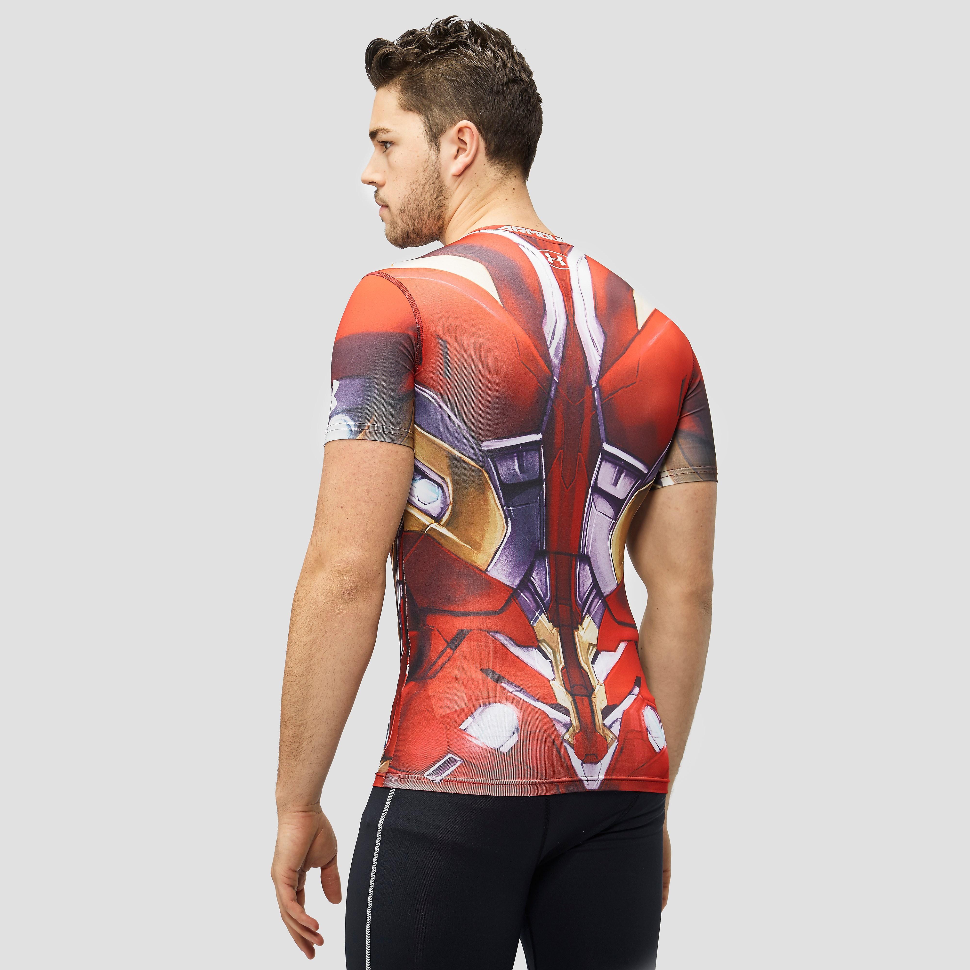Under armour Alter Ego Iron Man Compression Short Sleeve Men's T-shirt