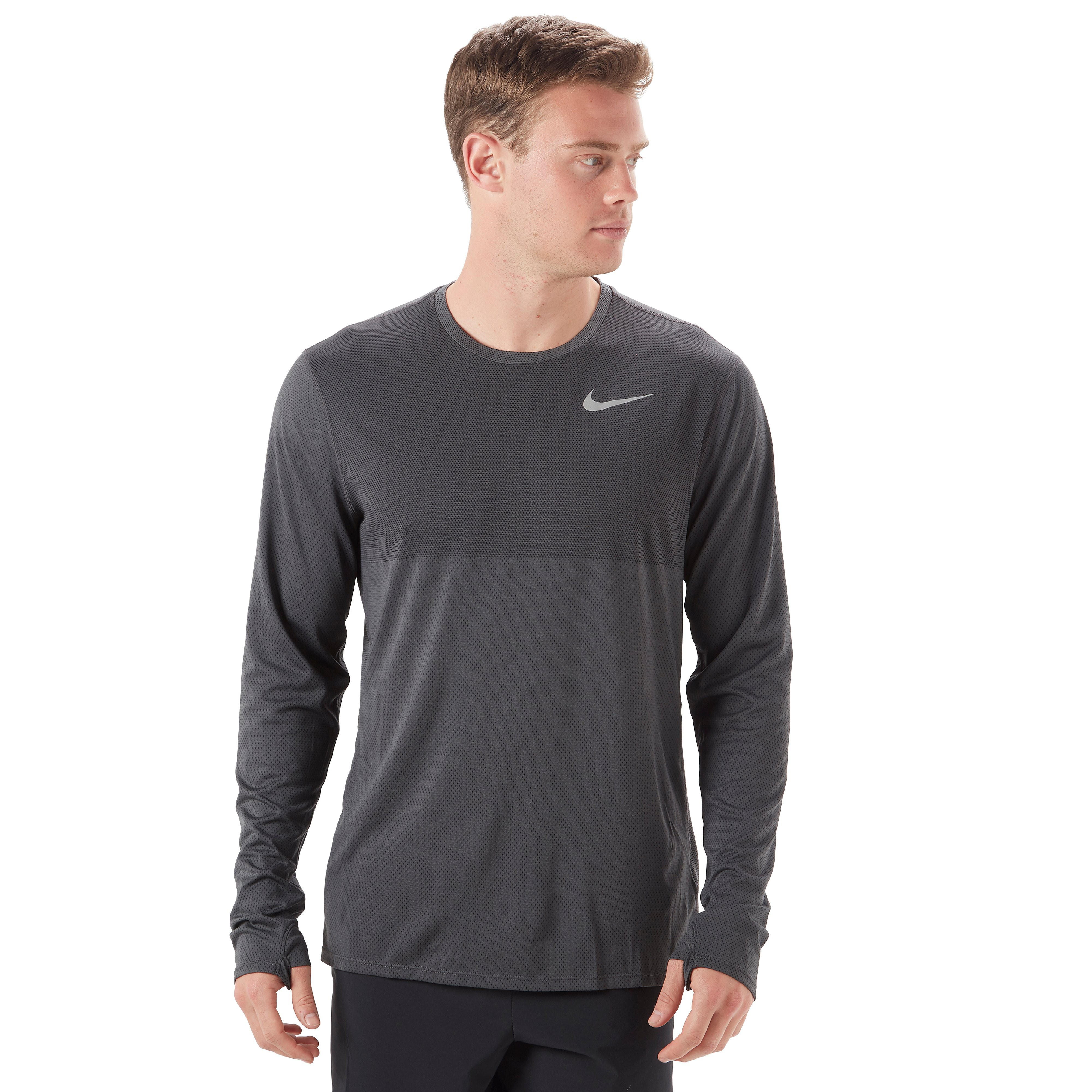 Nike Zonal Cooling Relay Long-Sleeve Men's Running Top
