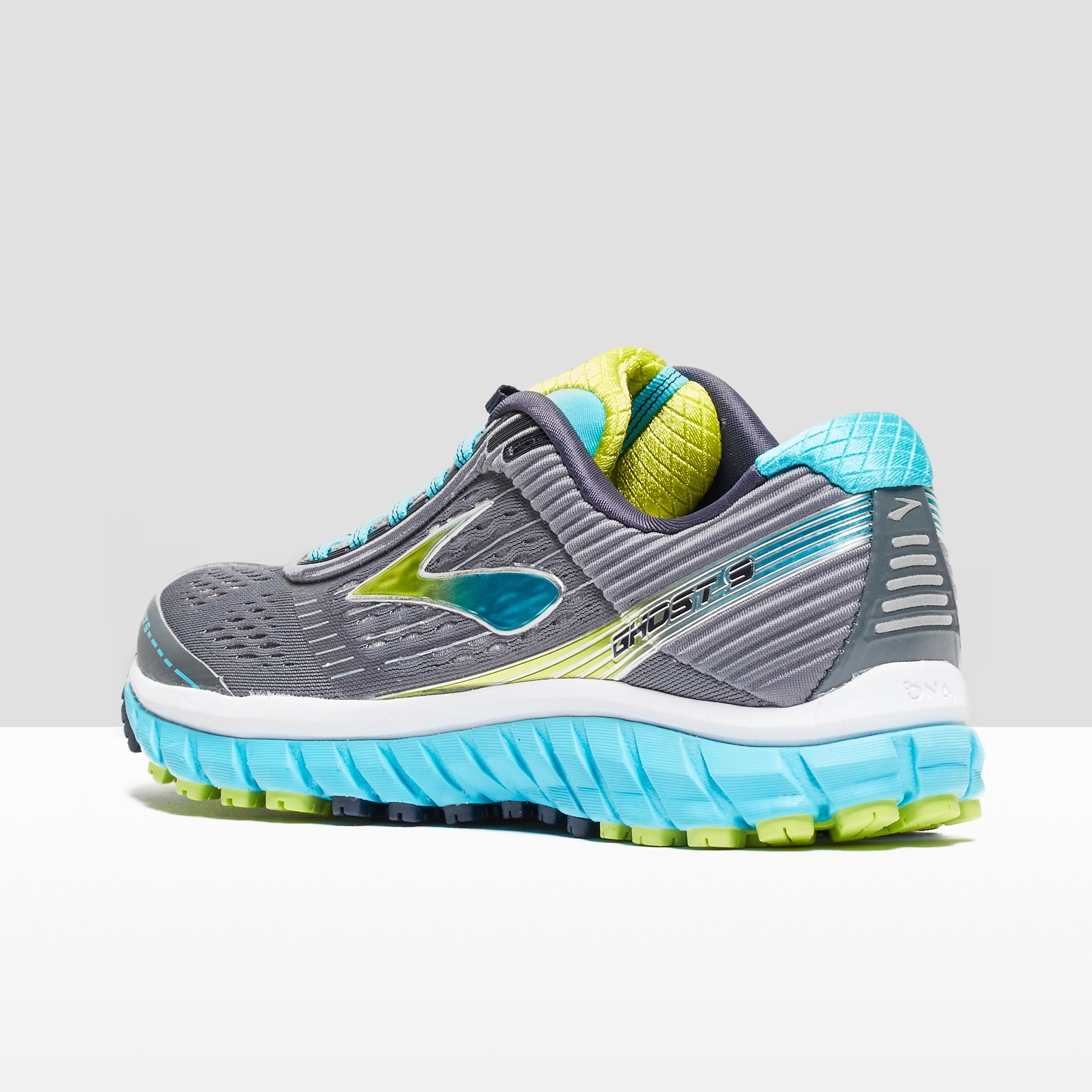 Brooks GHOST 9 SILVER/BLUE