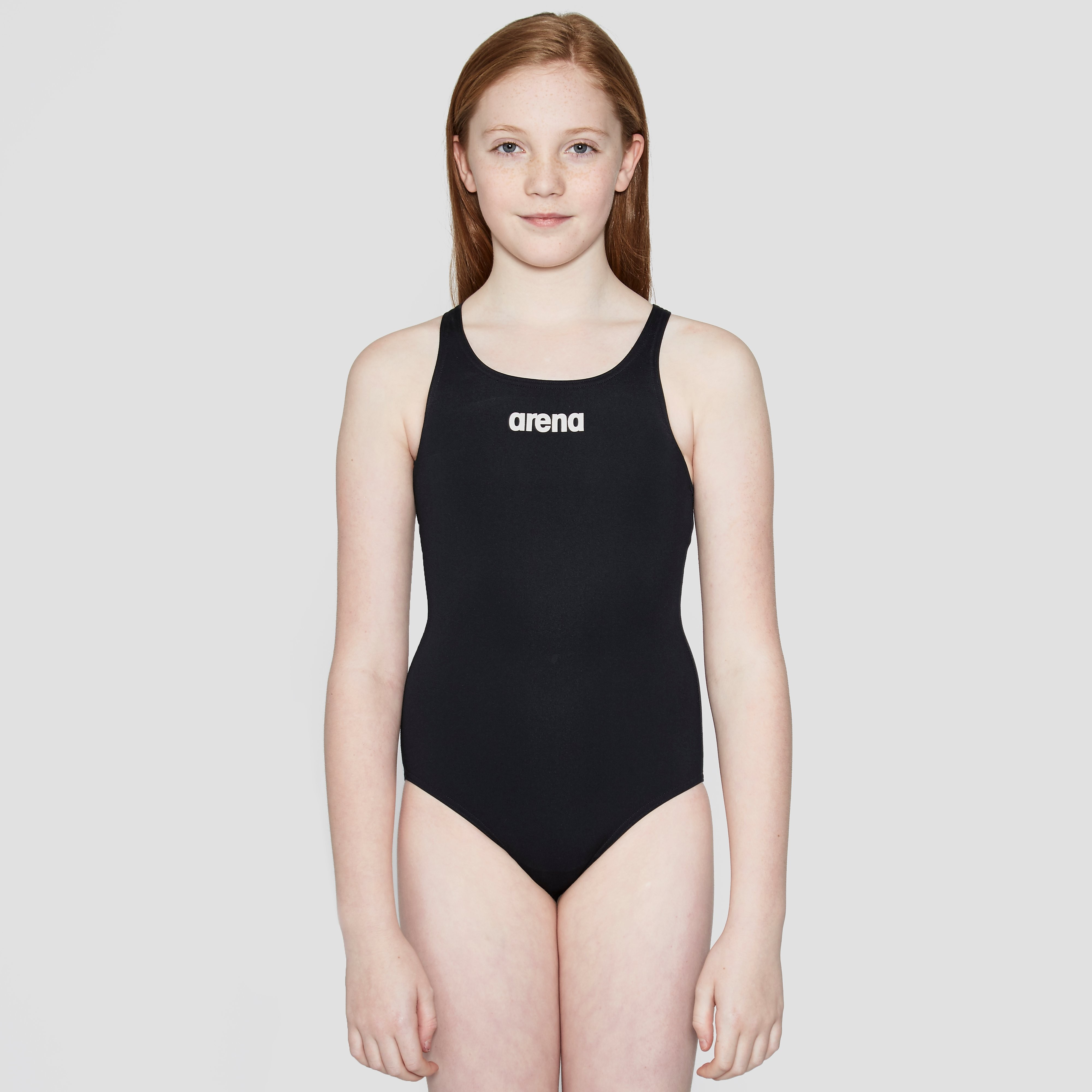 Arena SOLID SWIM PRO Junior Swimming Costume