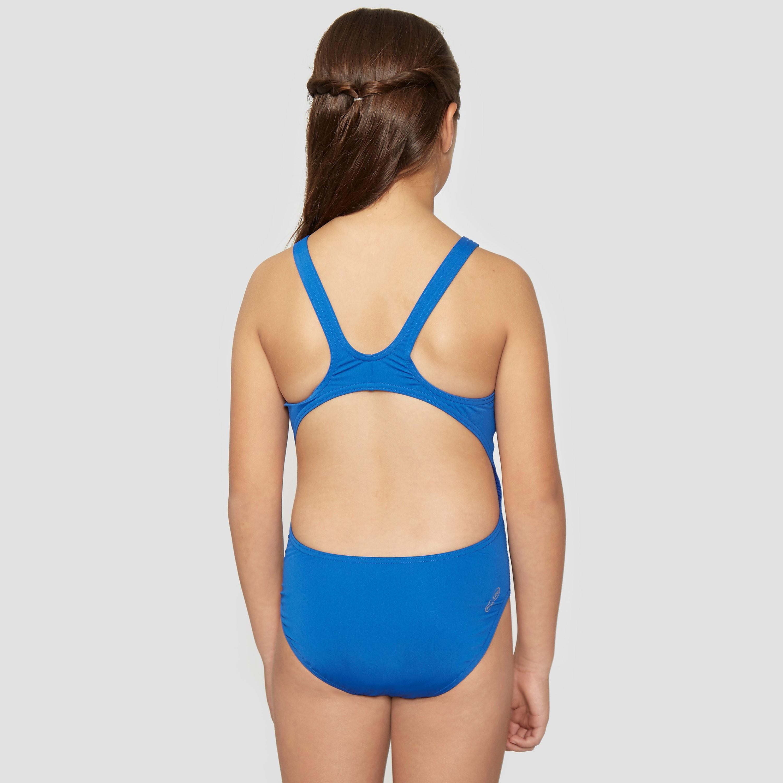 Arena Girl's Solid Swim Tech Swimsuit