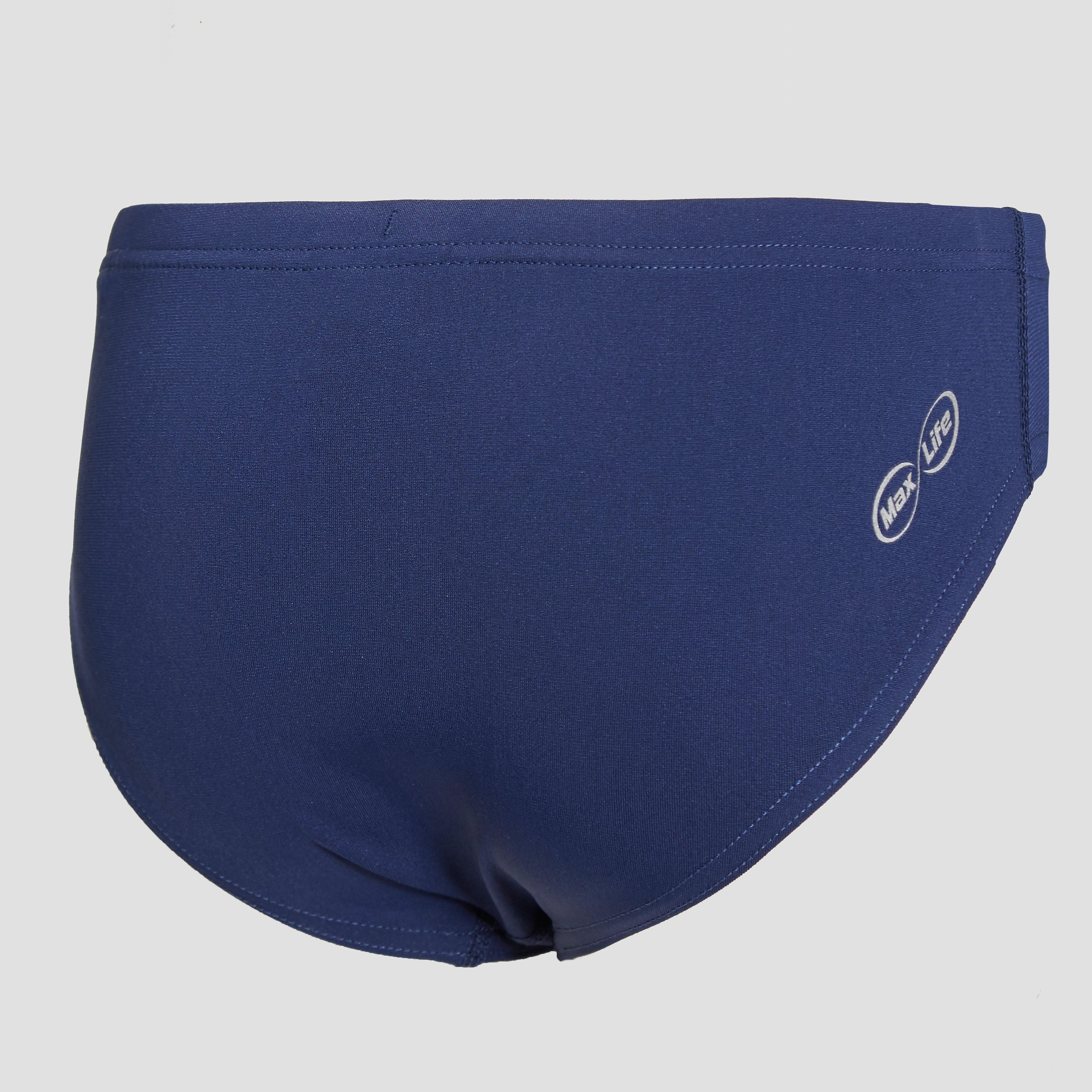 Arena Boy's Solid Swim Shorts